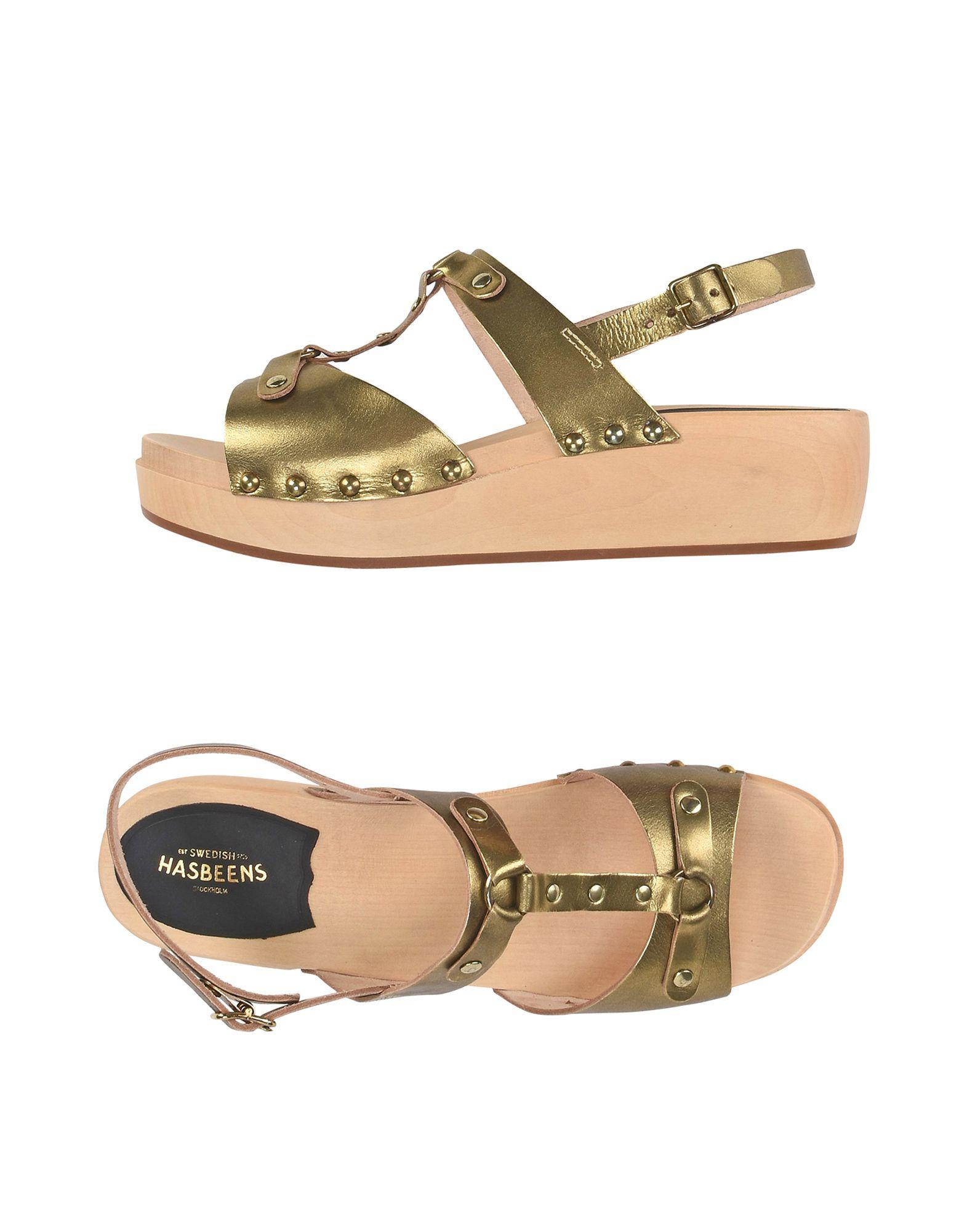 Swedish Hasbeens Sandalen Damen  11458254LA Gute Qualität beliebte Schuhe