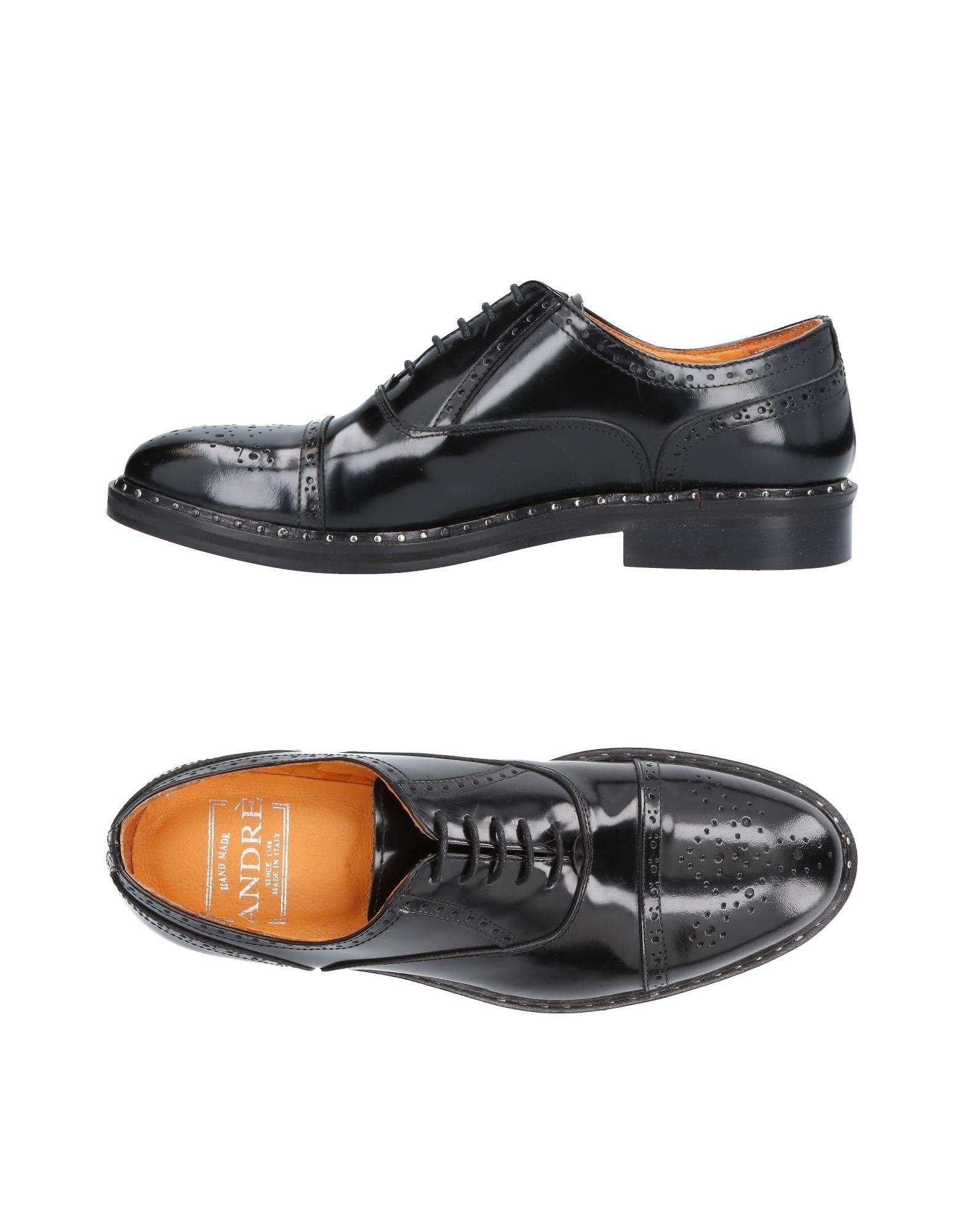 Rabatt echte Schuhe Andrè Schnürschuhe Herren  11458263HR