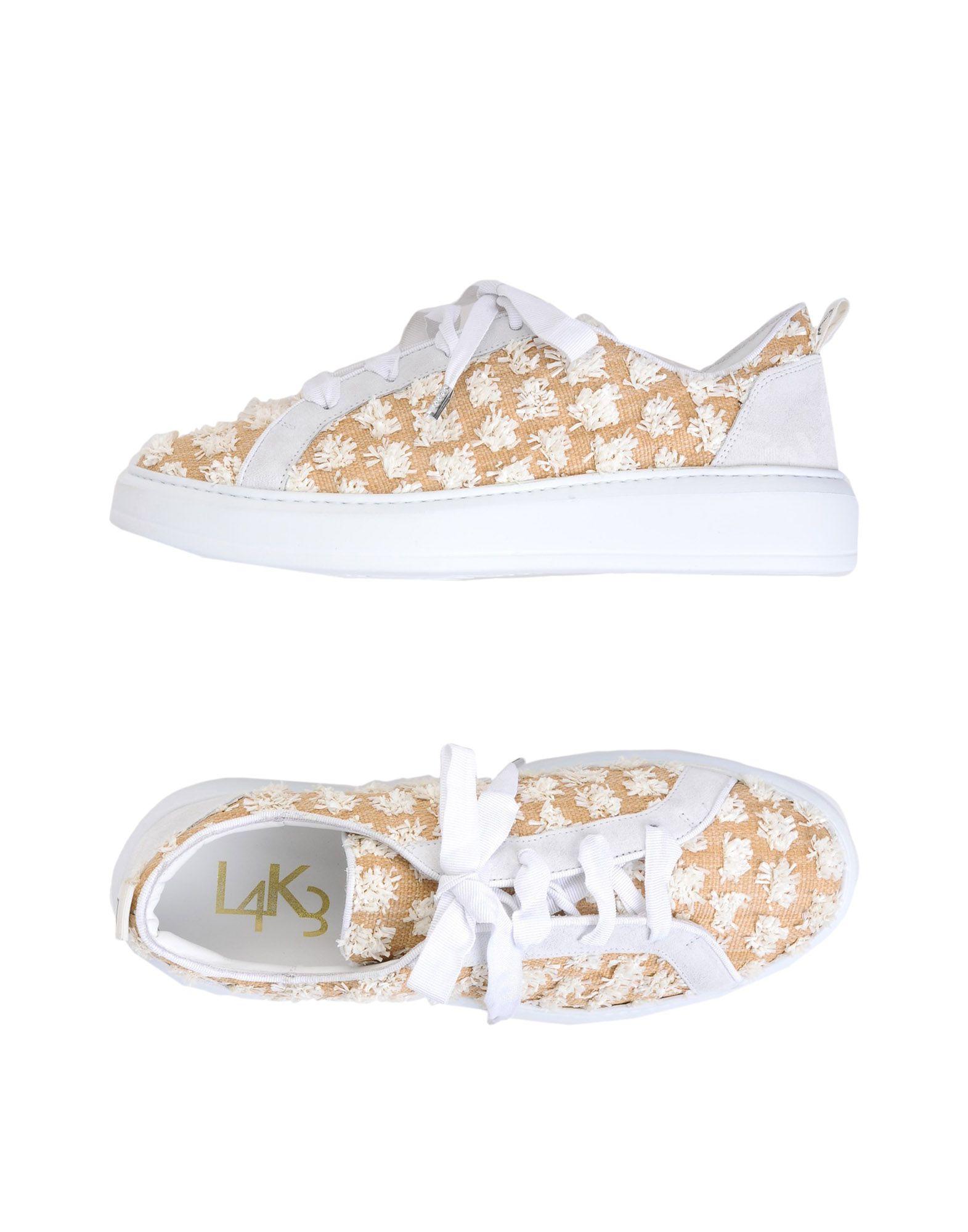 Sneakers L4k3 Royal Derby   Pois - Femme - Sneakers L4k3 sur