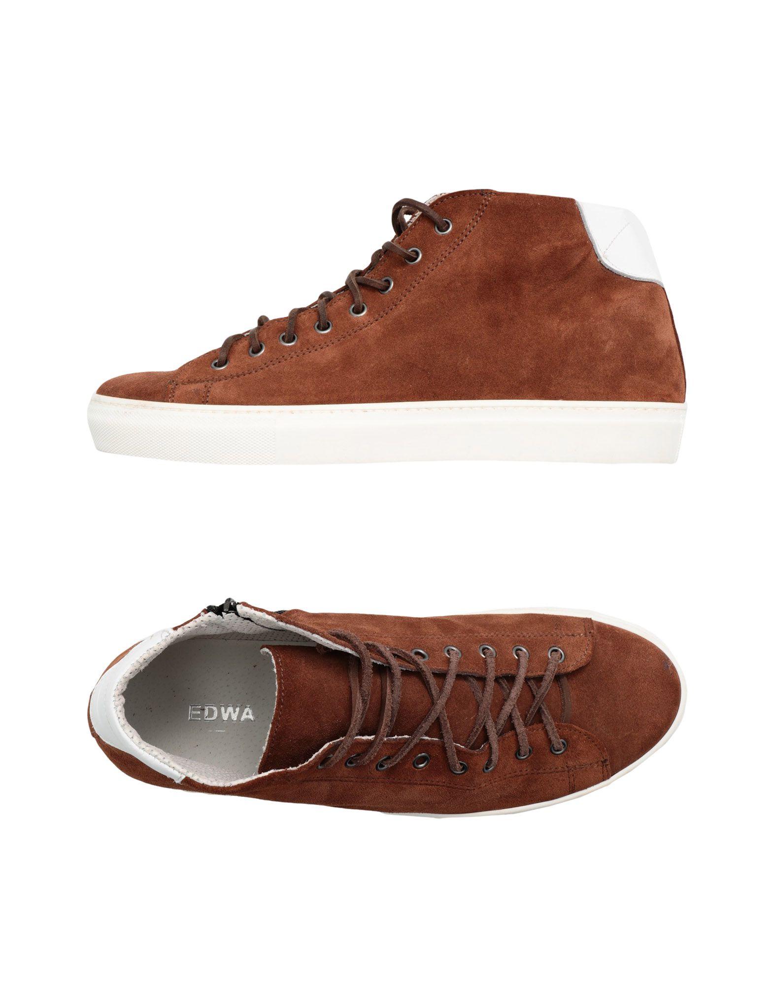 Rabatt echte Schuhe Edwa Sneakers Herren  11458284EX