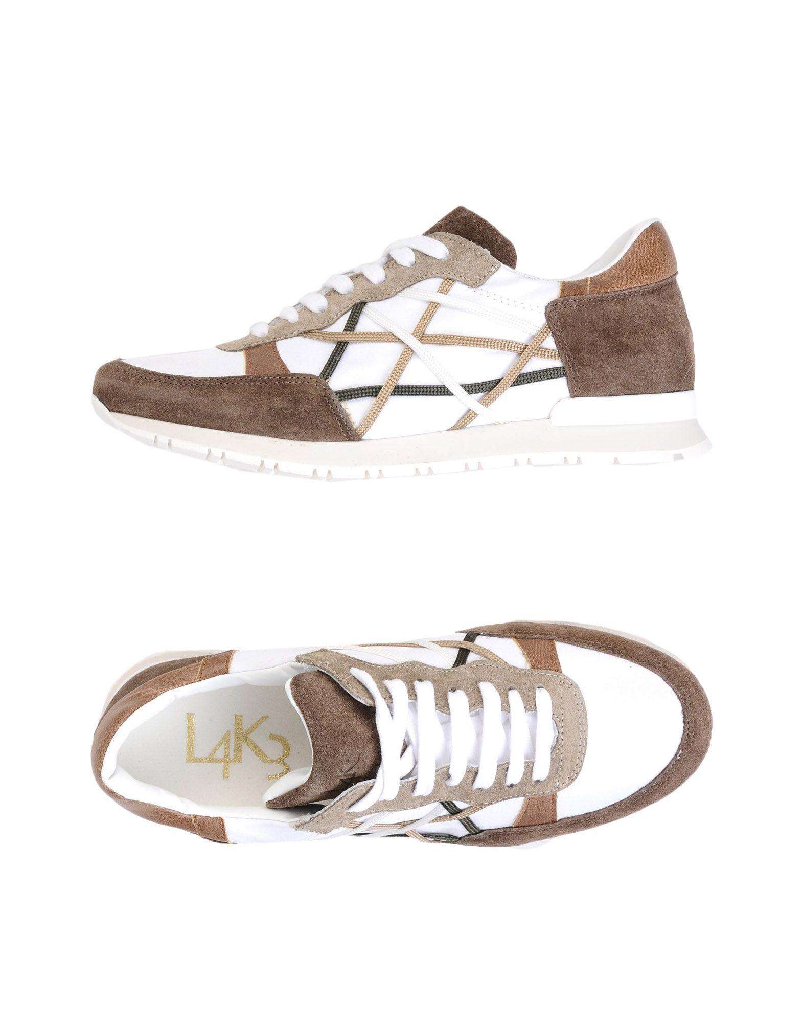 Sneakers L4k3 Mr Big Vintage - Donna - Acquista online su
