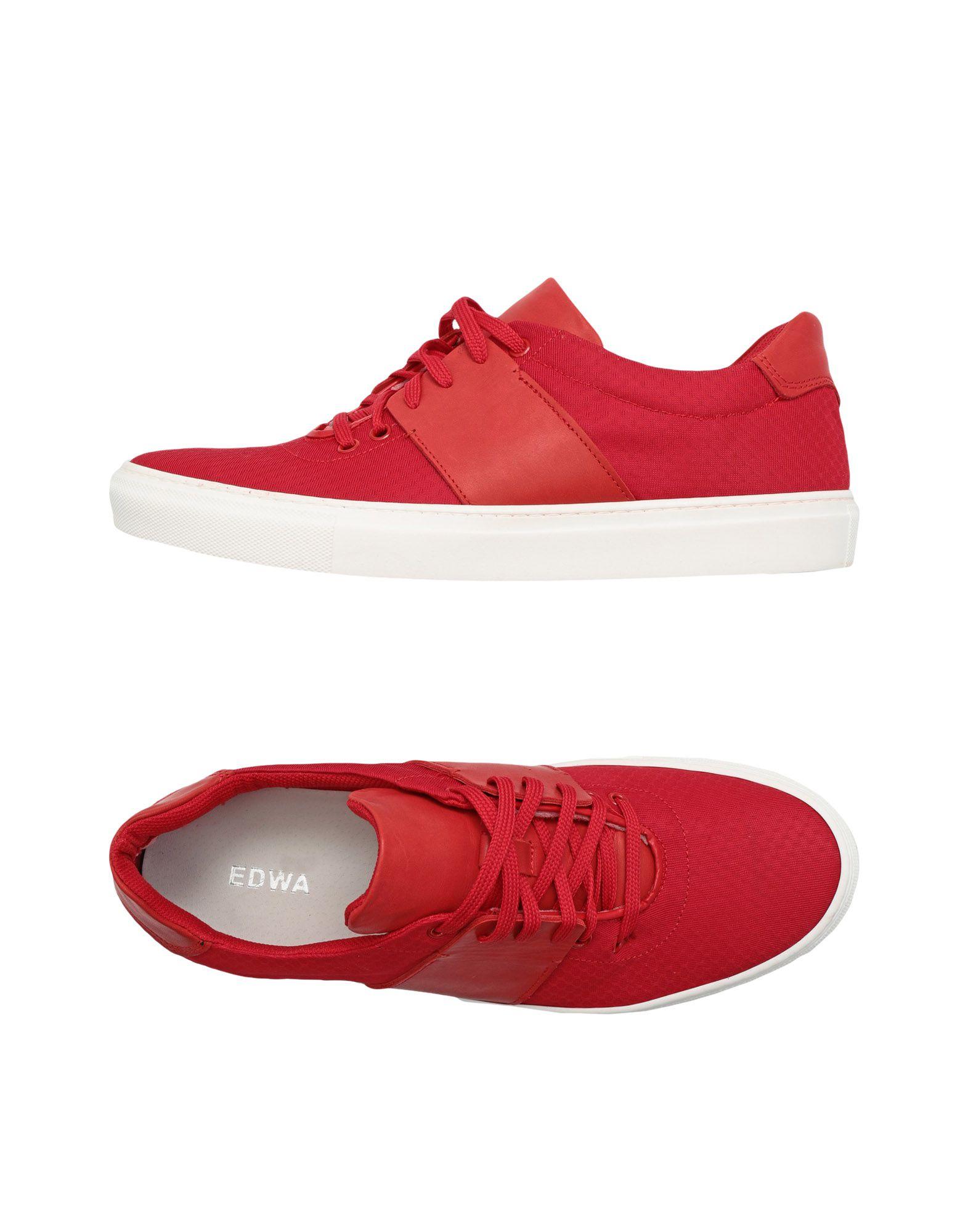 Rabatt echte Schuhe Edwa Sneakers Herren  11458304TQ