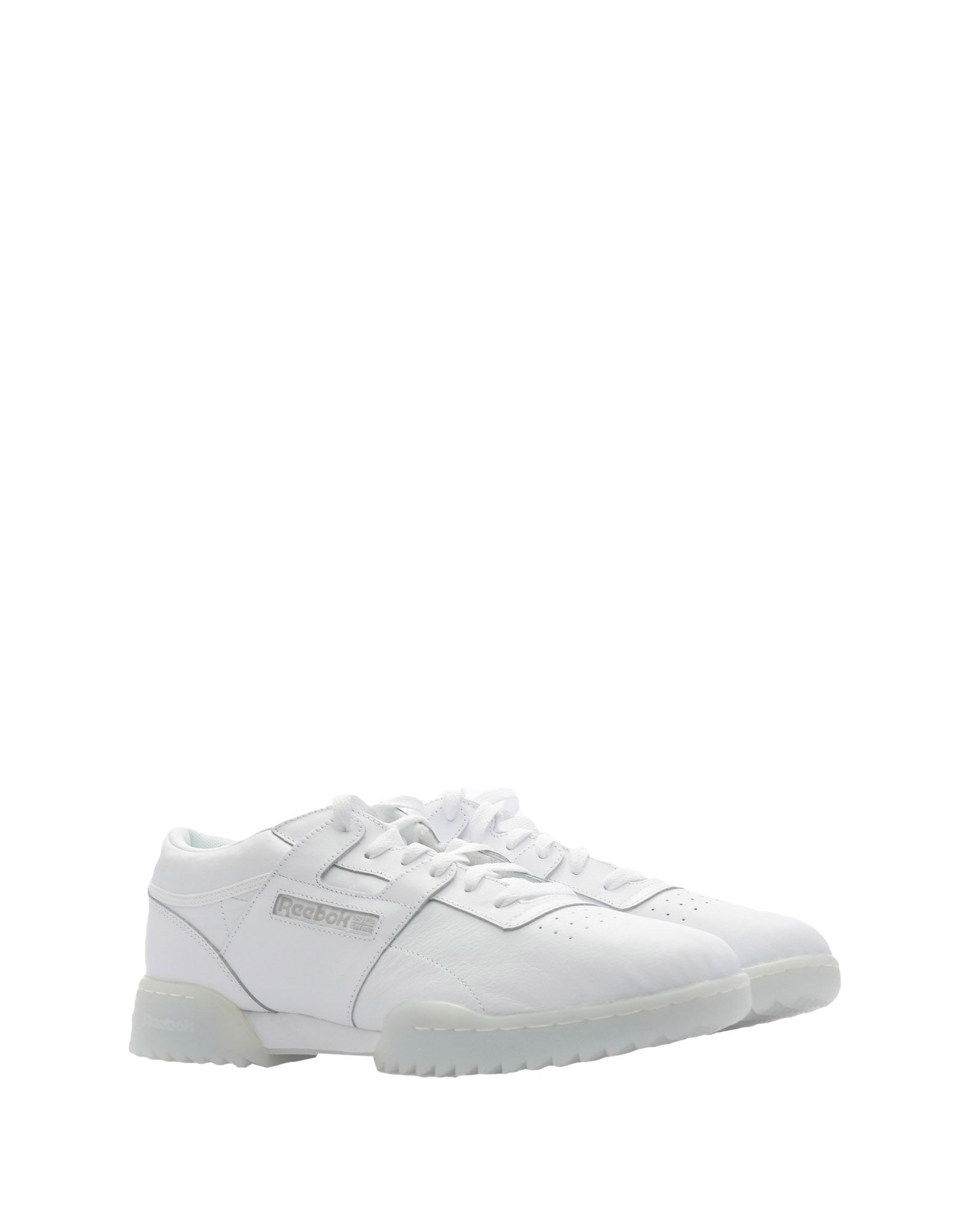 Sneakers Reebok Workout Clean Ripple - Homme - Sneakers Reebok sur