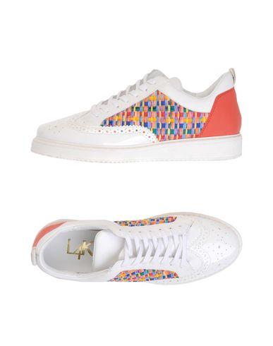 L4K3 ROYAL DERBY RAFIA SUOLA TR LIGHT Sneakers