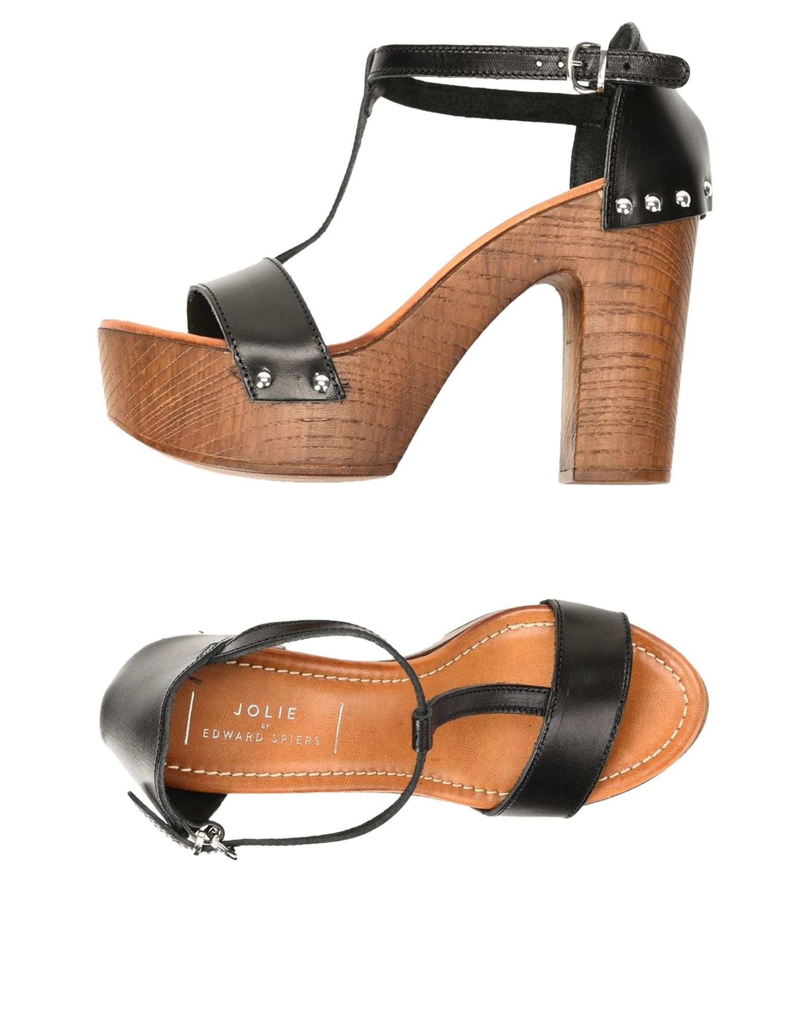 Jolie By Edward Spiers Sandalen Damen  11458352JM Gute Qualität beliebte Schuhe