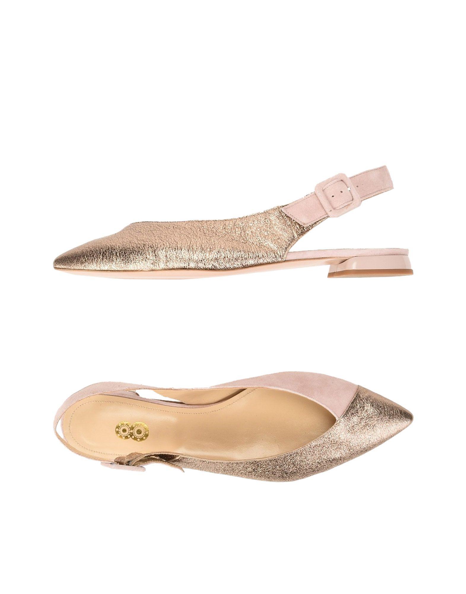 8 Ballerinas Damen  11458380PN Gute Qualität beliebte Schuhe