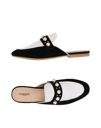 ESSENTIEL ANTWERP Pirginie loafers	 Zuecos