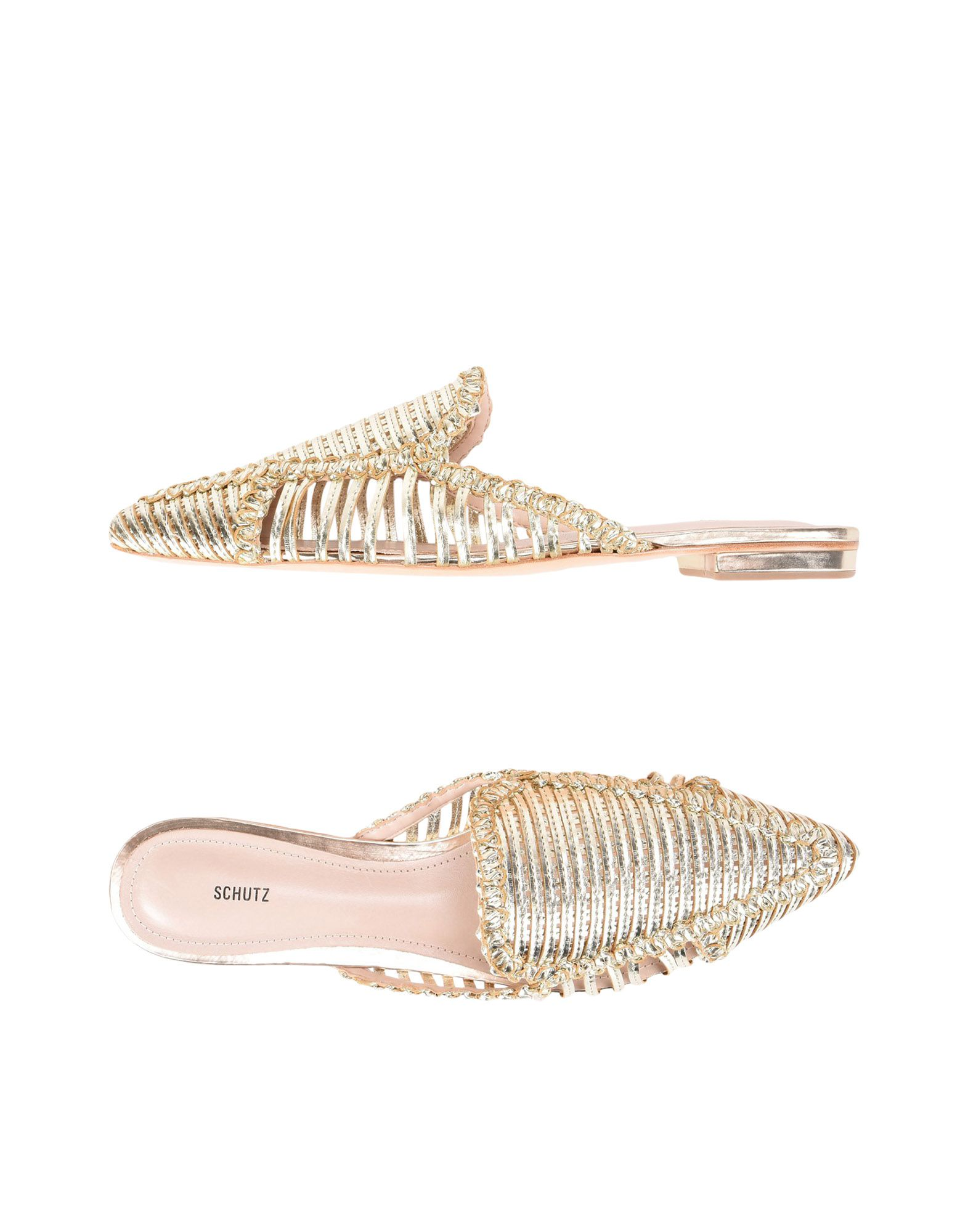 Stilvolle billige Schuhe Schutz Pantoletten Damen  11458415XO