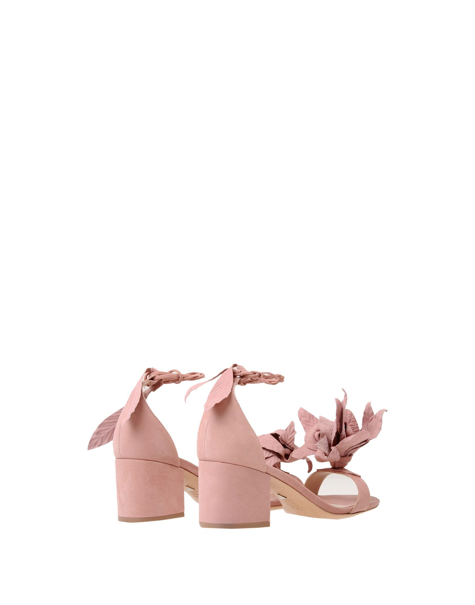 Stilvolle billige Schuhe 11458443RQ Schutz Sandalen Damen  11458443RQ Schuhe 34c9fa