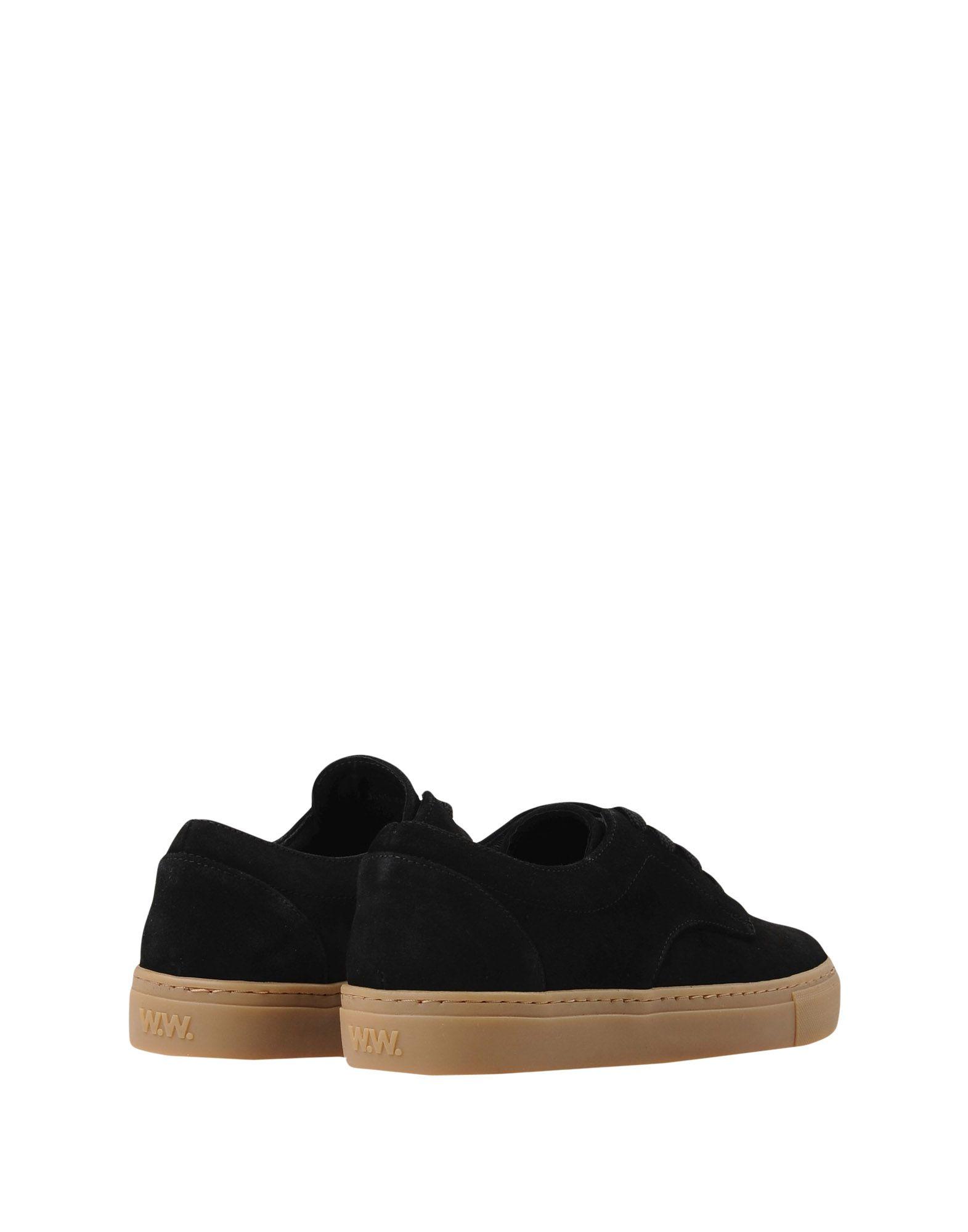 Sneakers Wood Wood Drew Shoe Unisex Shoes - Uomo - 11458464WS