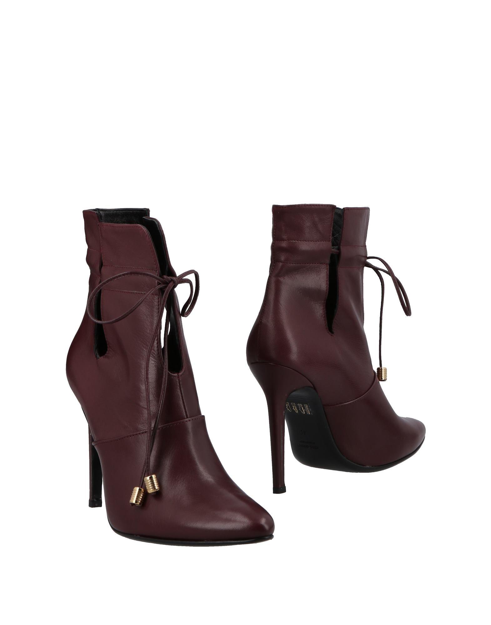 Gut um billige Damen Schuhe zu tragenVincenzo Piccolo Stiefelette Damen billige  11458478OX 0b35db