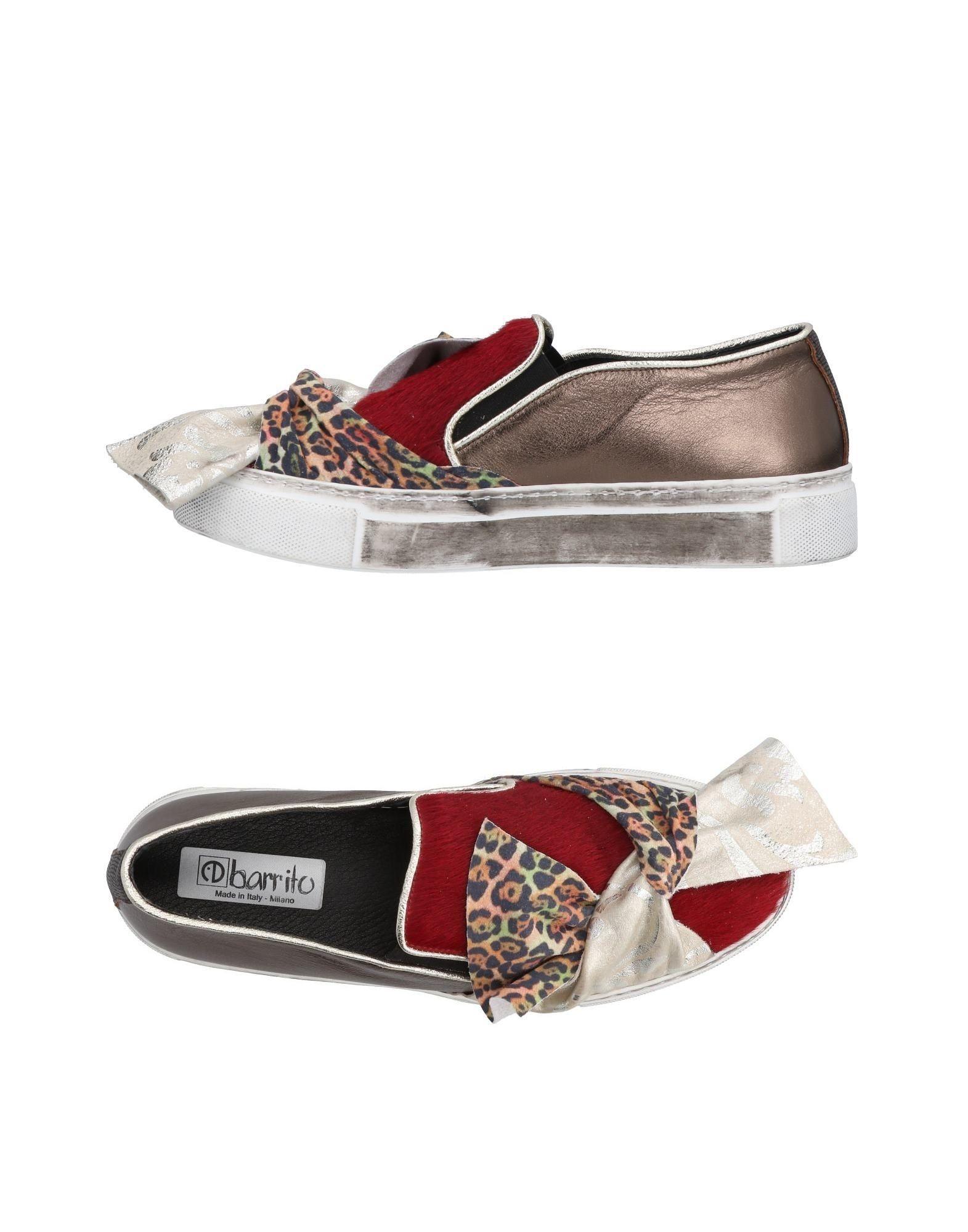 Moda Sneakers Ebarrito Donna - 11458484GG