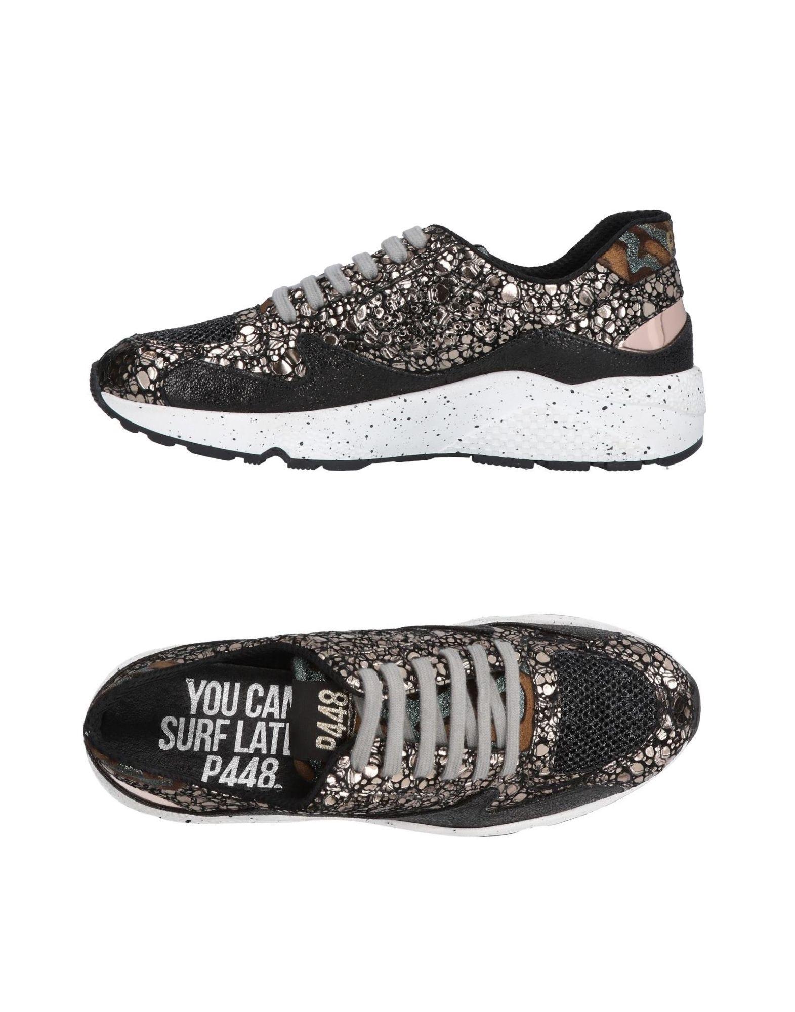 Moda Sneakers P448 Donna - 11458507AC