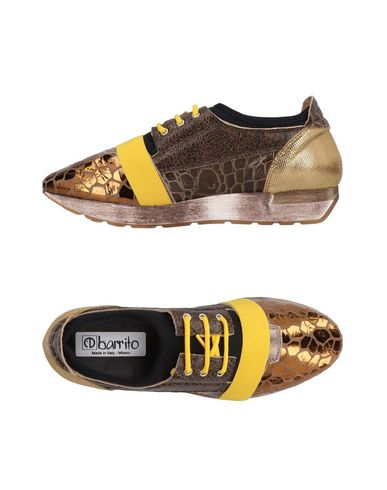Zapatos de hombres y mujeres de moda casual Zapatillas Ebarrito Mujer - Zapatillas Ebarrito - 11458581LN Oro