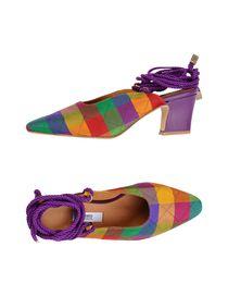 Footwear Studio - Zuecos para hombre, color gris, talla 42.5