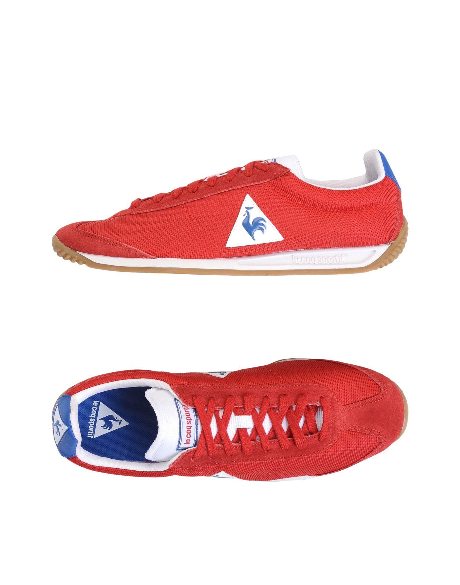 337574a35376 Le Coq Sportif Quartz Nylon Gum - Sneakers - Men Le Coq Sportif ...