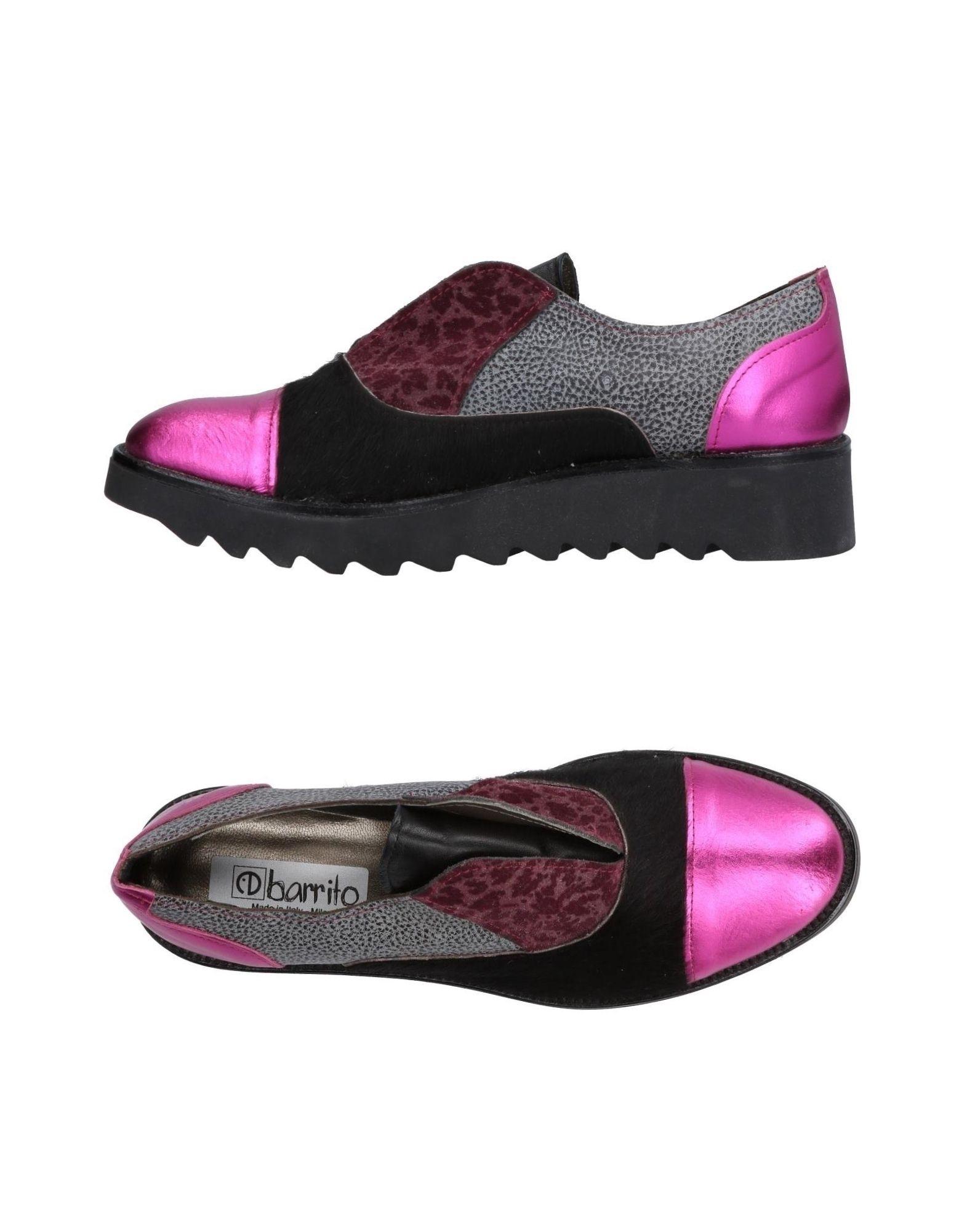 Ebarrito Mokassins Damen  11458738BW Gute Qualität beliebte Schuhe