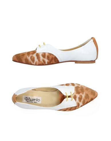 Zapato De Cordones Ebarrito Mujer Ebarrito - Zapatos De Cordones Ebarrito Mujer - 11458742DL Blanco a951b7
