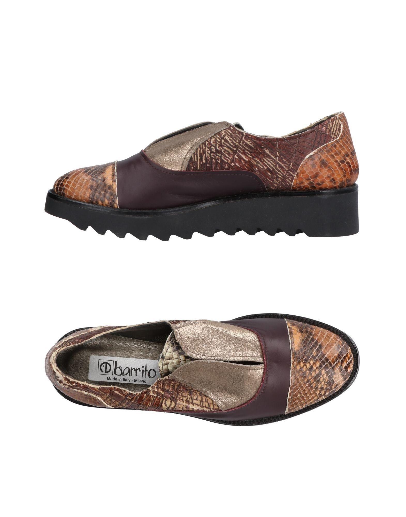 Ebarrito Mokassins Damen  11458797GS Gute Qualität beliebte Schuhe