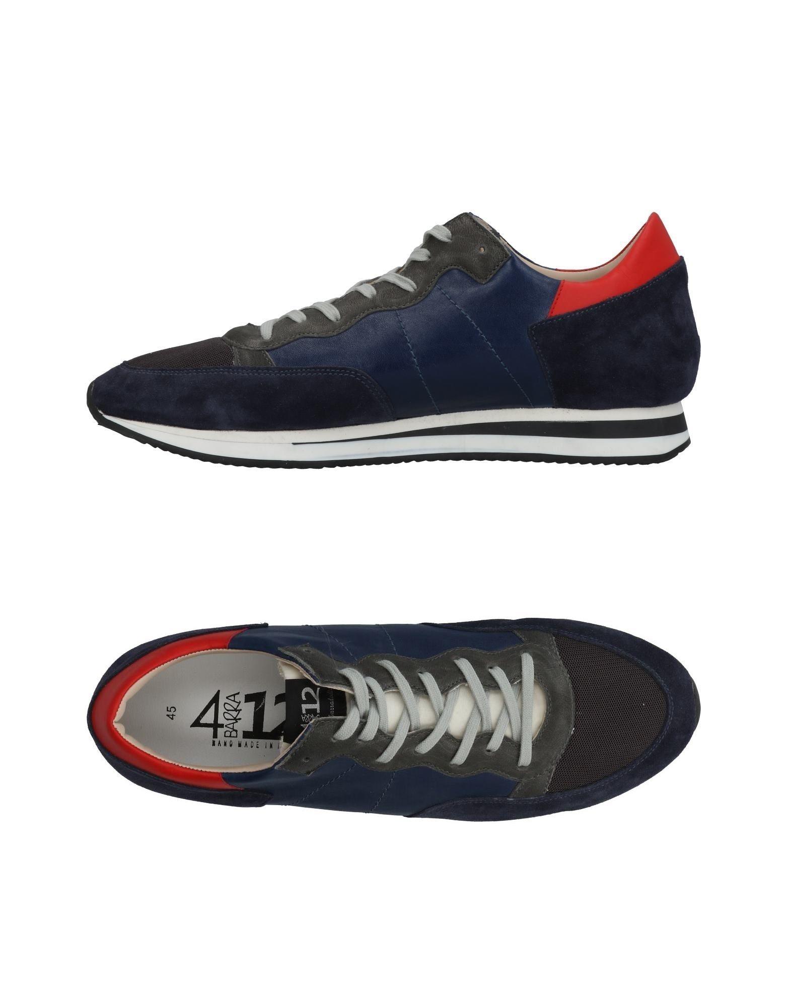 Rabatt echte Schuhe 11458805MP Quattrobarradodici Sneakers Herren  11458805MP Schuhe 80c1dc