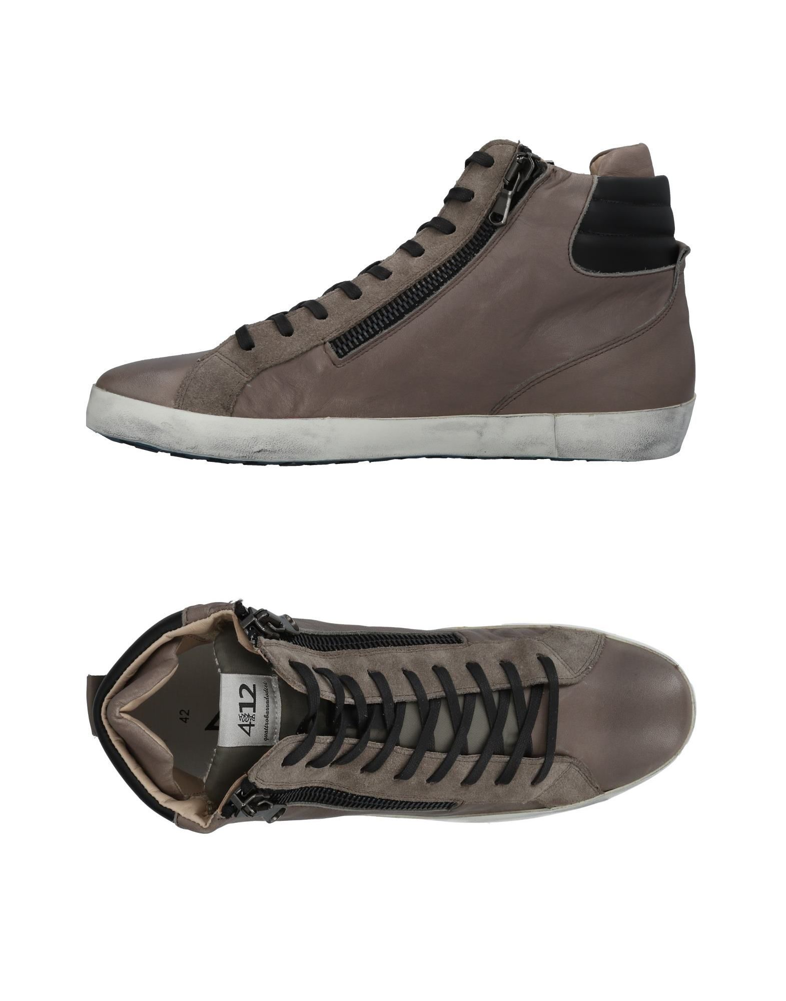Rabatt echte Schuhe Quattrobarradodici Sneakers Herren  11458833SJ