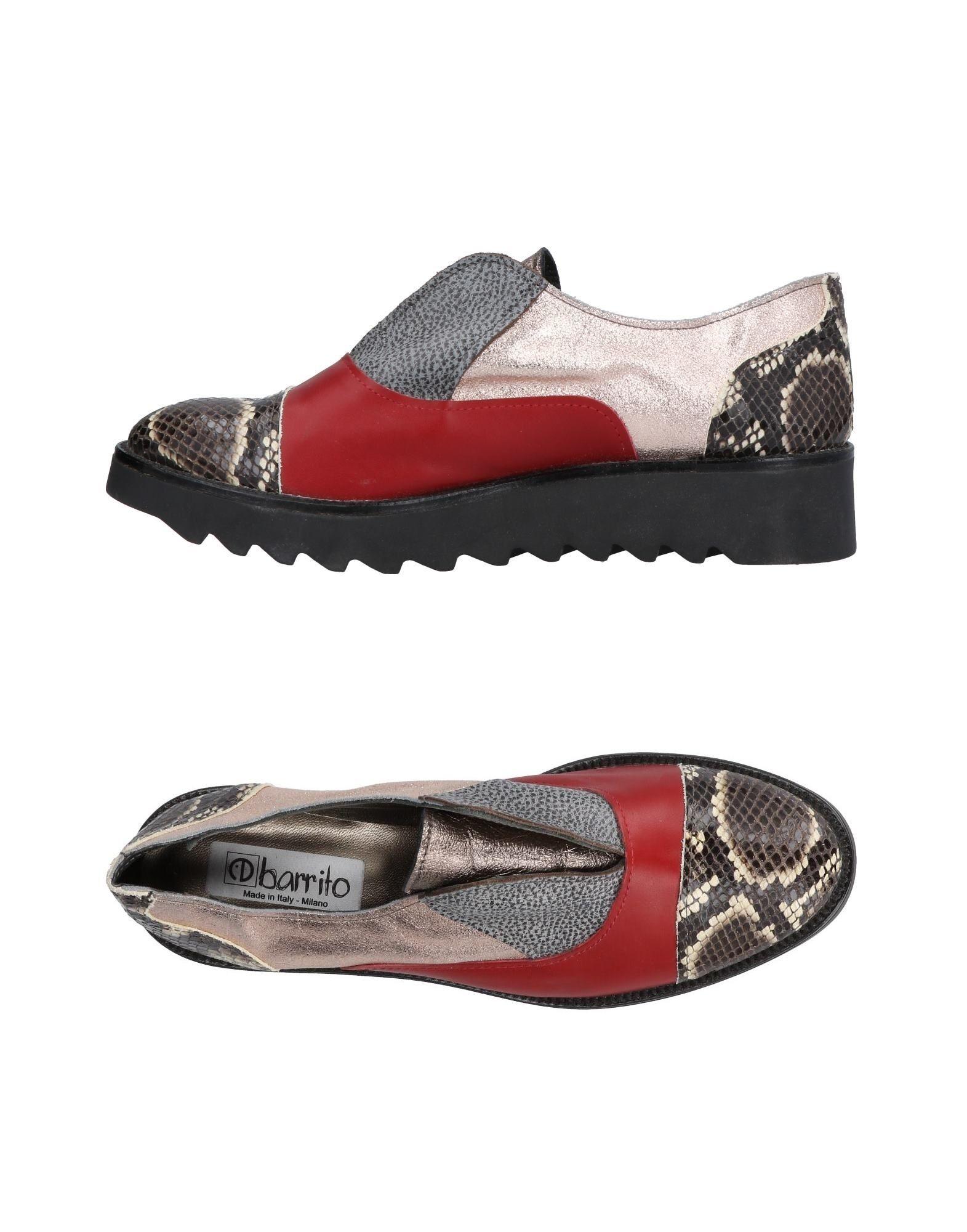 Ebarrito Mokassins Damen  11458840QX Gute Qualität beliebte Schuhe
