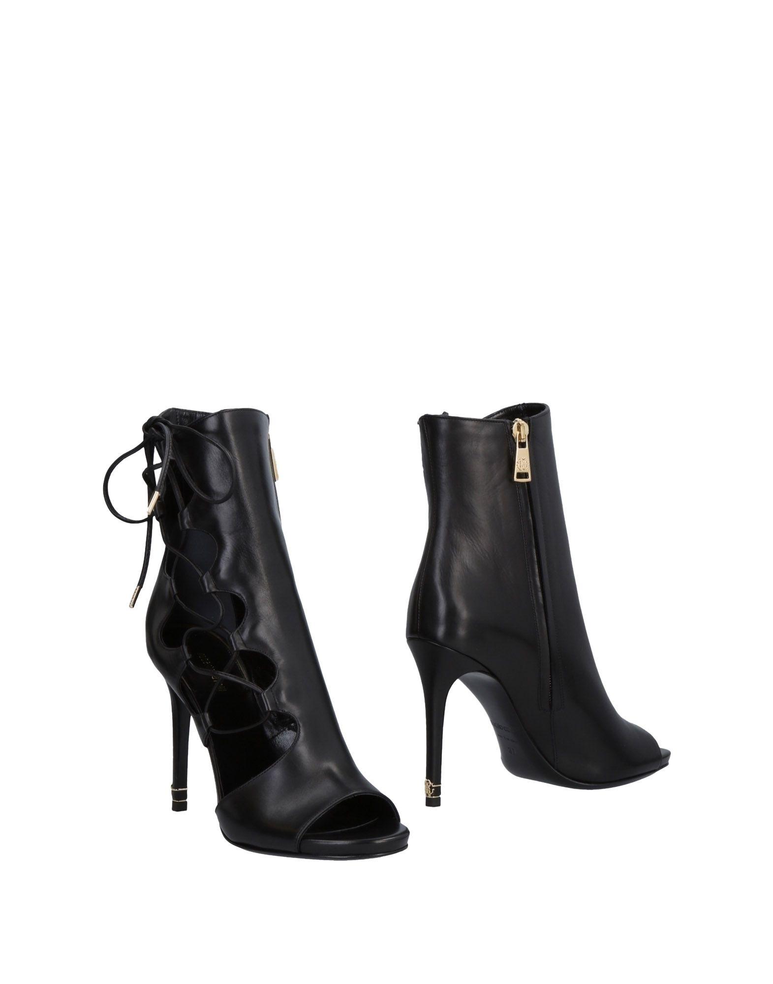 Roberto Cavalli Stiefelette Damen  11458848CAGünstige gut aussehende Schuhe