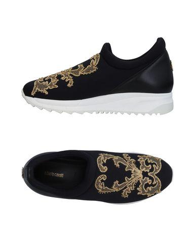 Zapatos cómodos y versátiles Zapatillas Roberto Cavalli Mujer - - Zapatillas Roberto Cavalli - Mujer 11458863TD Negro dc383a
