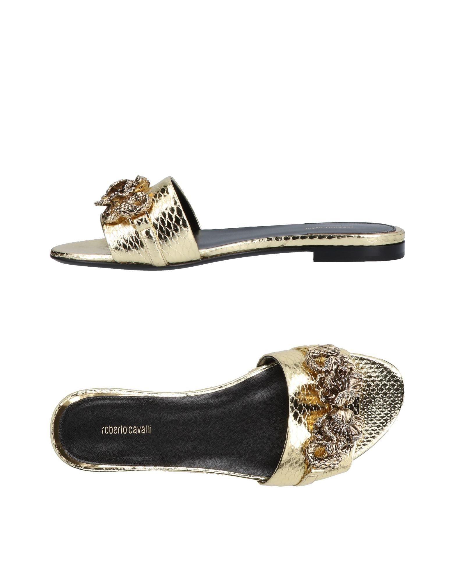 Roberto Cavalli Sandalen Damen aussehende  11458878IRGünstige gut aussehende Damen Schuhe f9e984