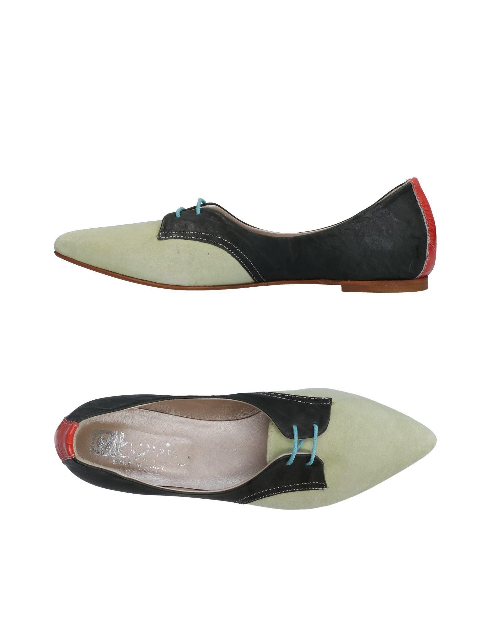 Ebarrito Schnürschuhe Damen  11458898RF Gute Qualität beliebte Schuhe