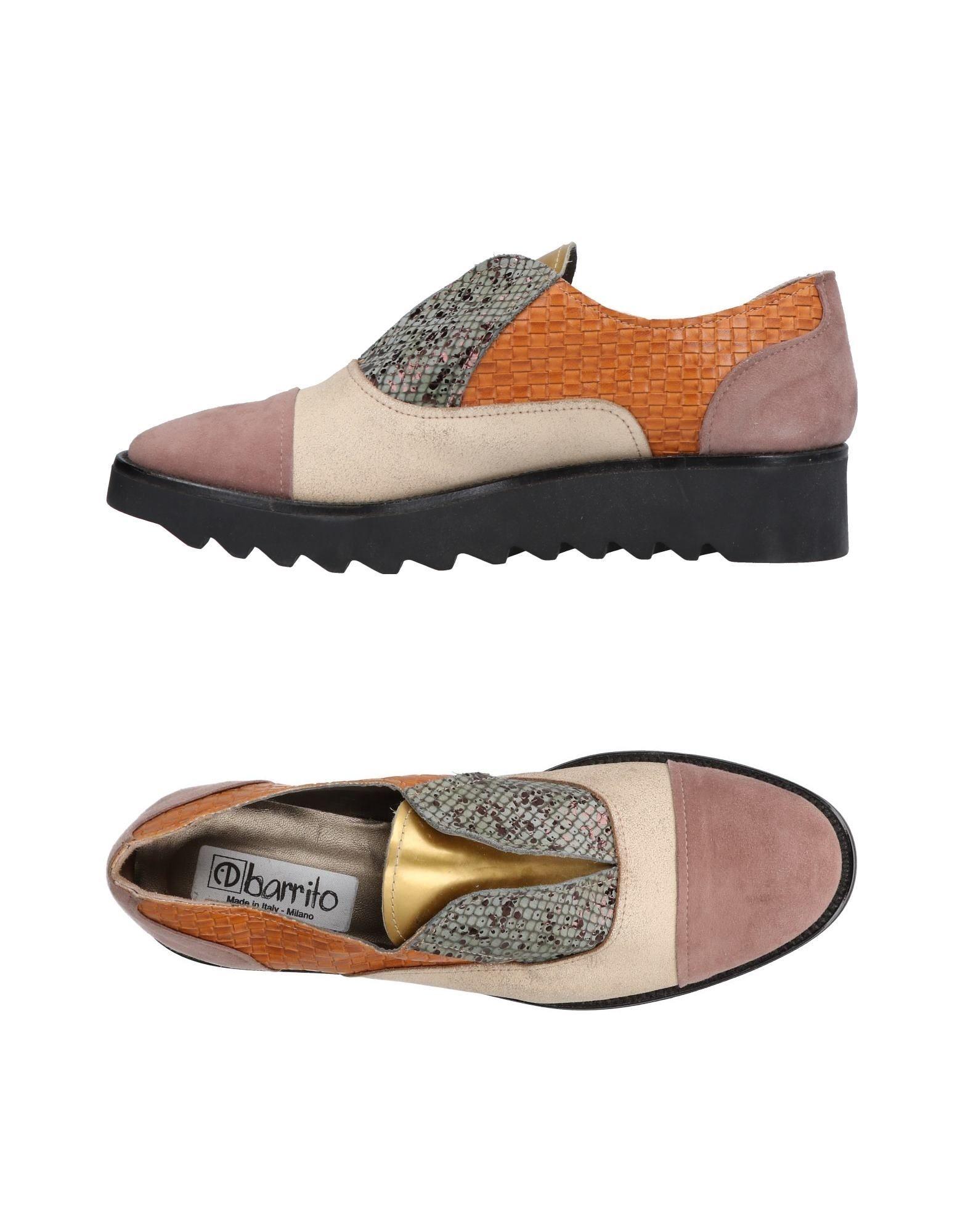 Ebarrito Mokassins Damen  Schuhe 11458901GO Gute Qualität beliebte Schuhe  5eee04