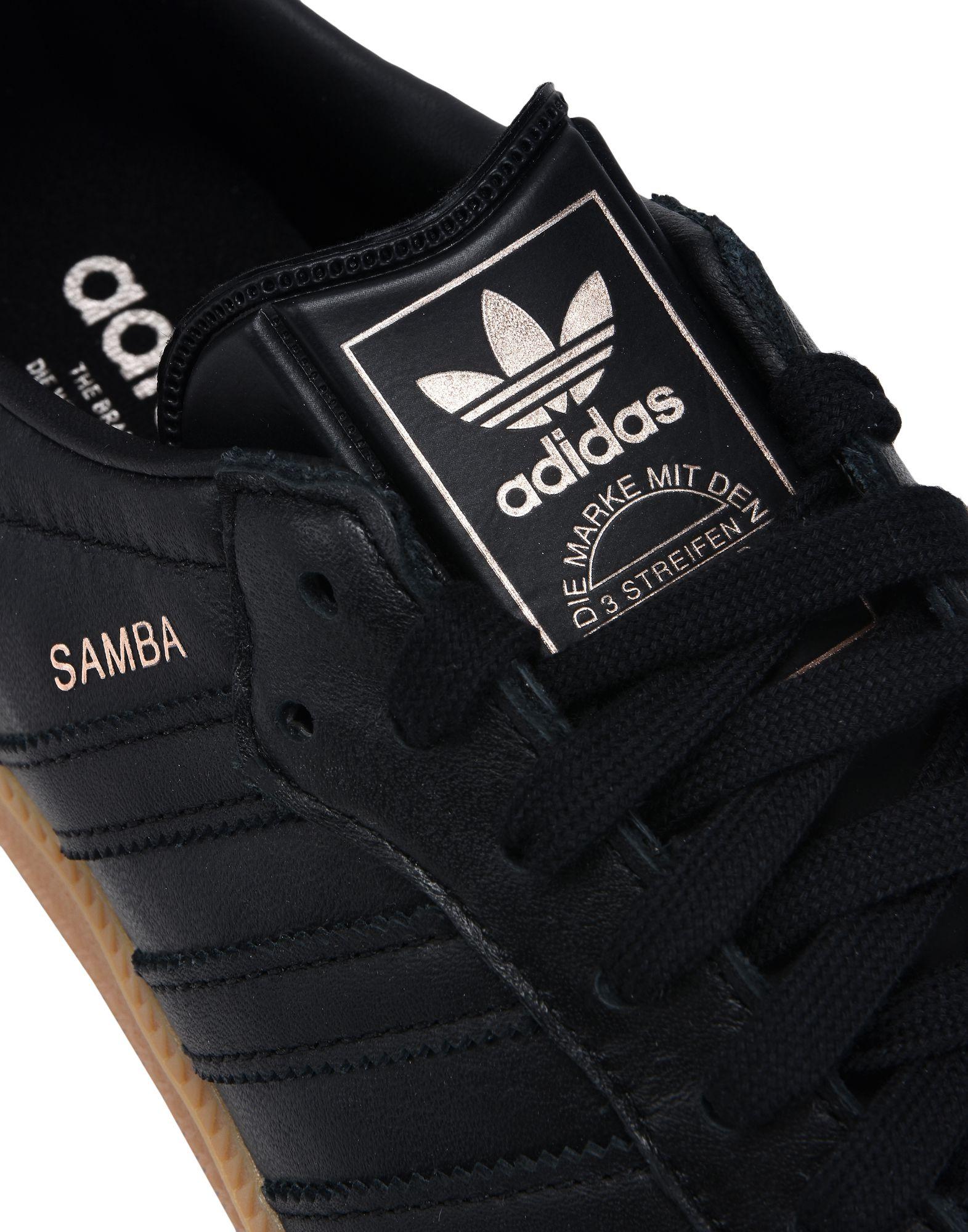 Sneakers Adidas Originals Samba W - Femme - Sneakers Adidas Originals sur