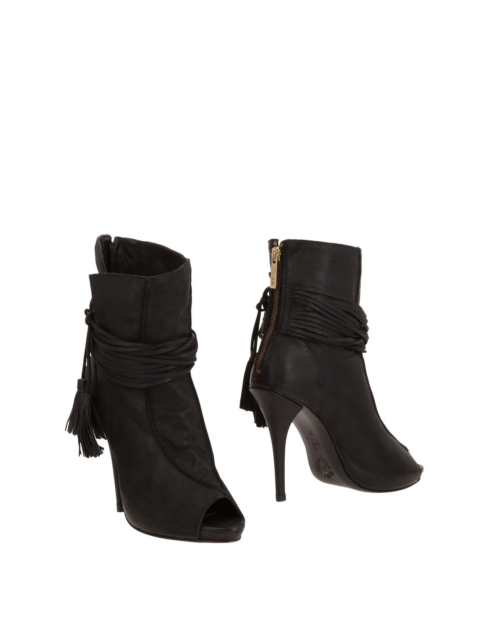 Nostrasantissima Stiefelette Damen  11458934IMGut aussehende strapazierfähige Schuhe
