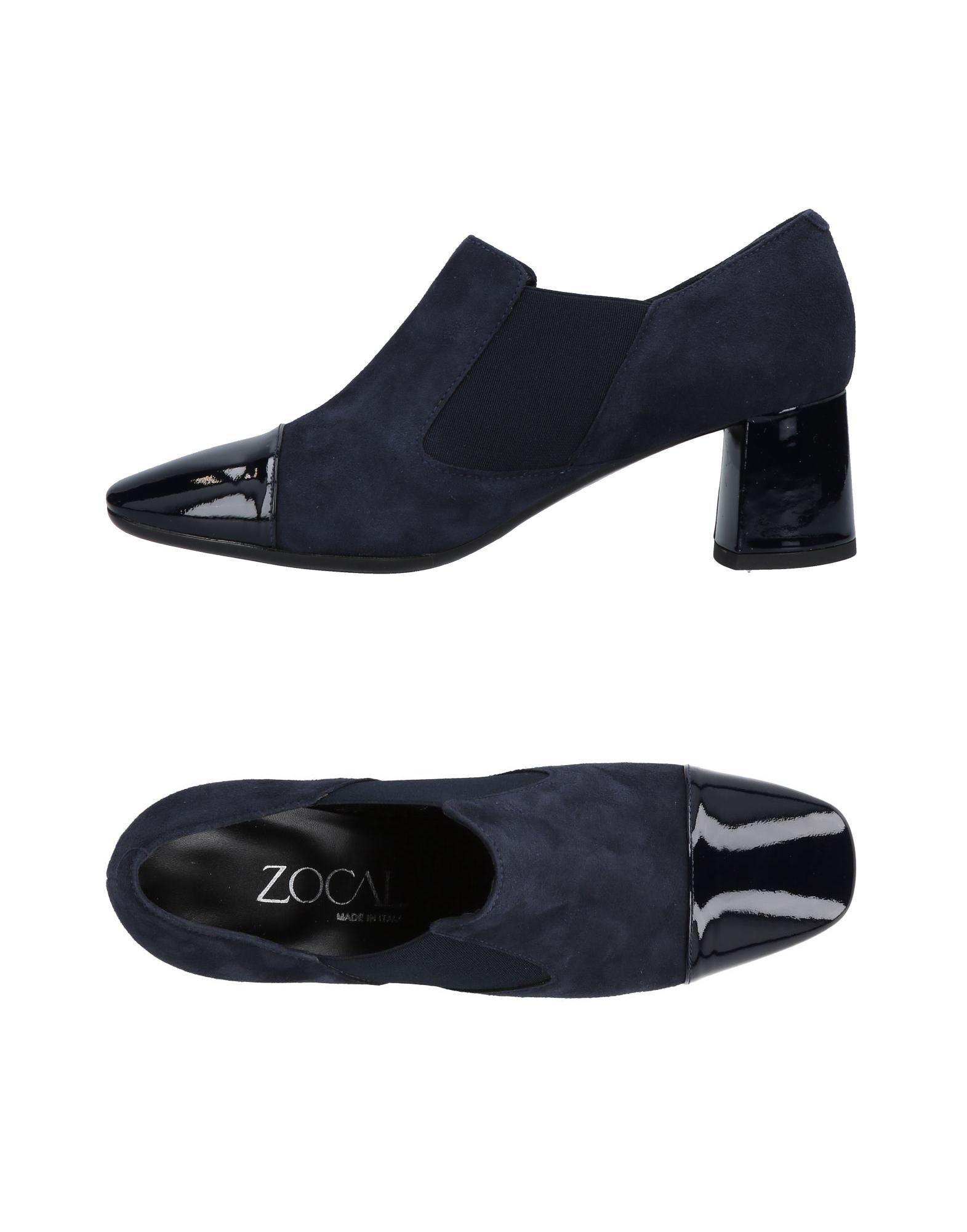 Zocal Stiefelette Damen  11458944PS Gute Qualität beliebte Schuhe