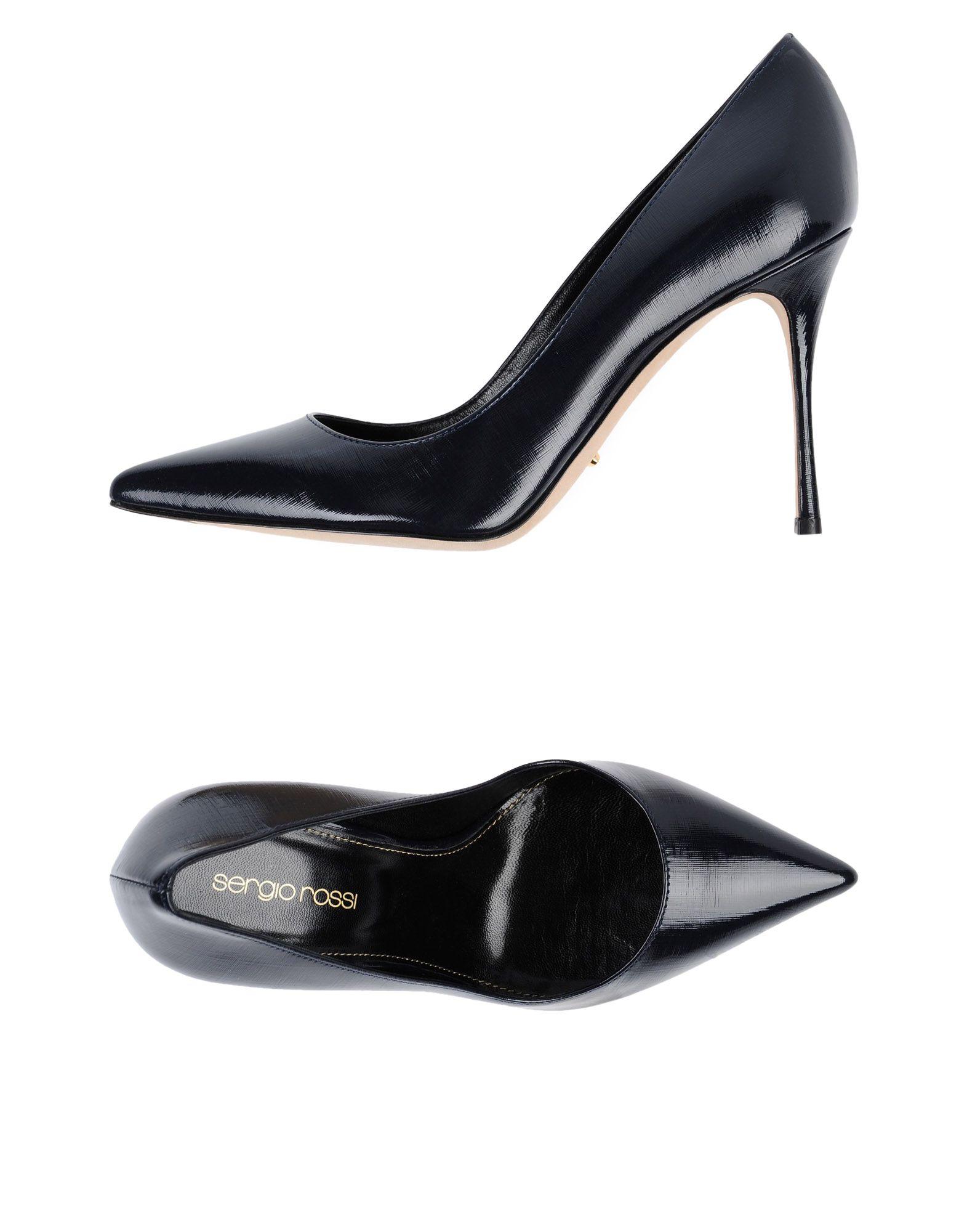 Sergio Rossi Pumps Damen  11458954XIGünstige gut aussehende Schuhe