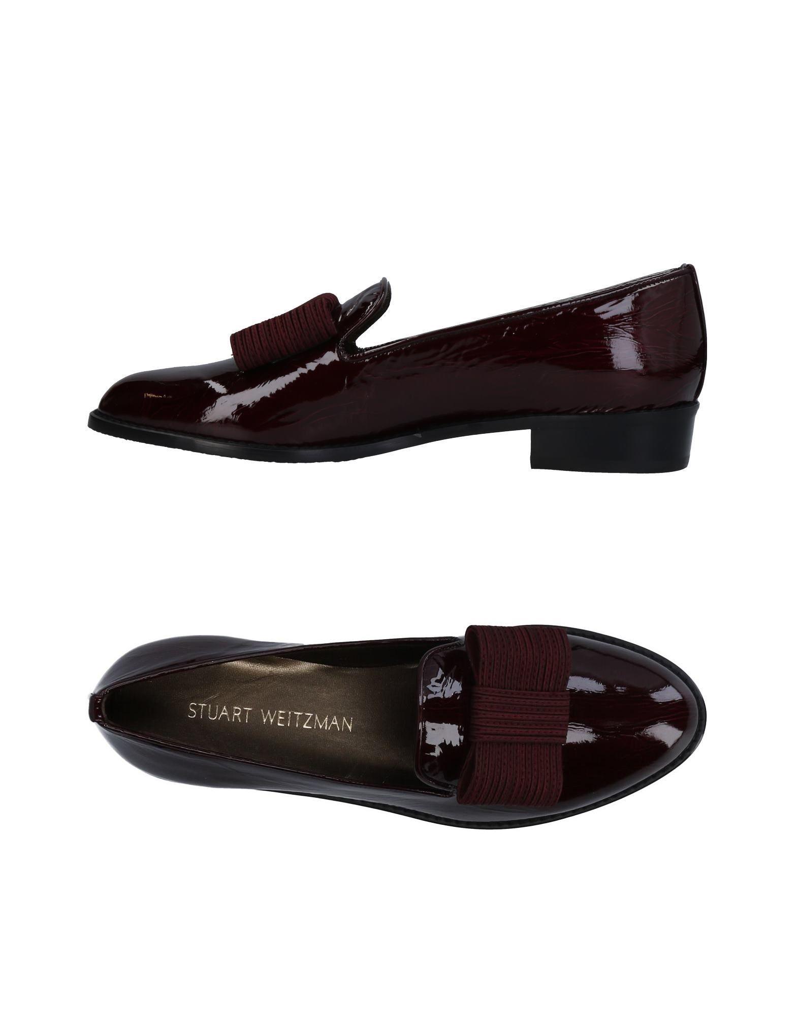 Rabatt Schuhe Stuart Weitzman Mokassins Damen  11458965XW