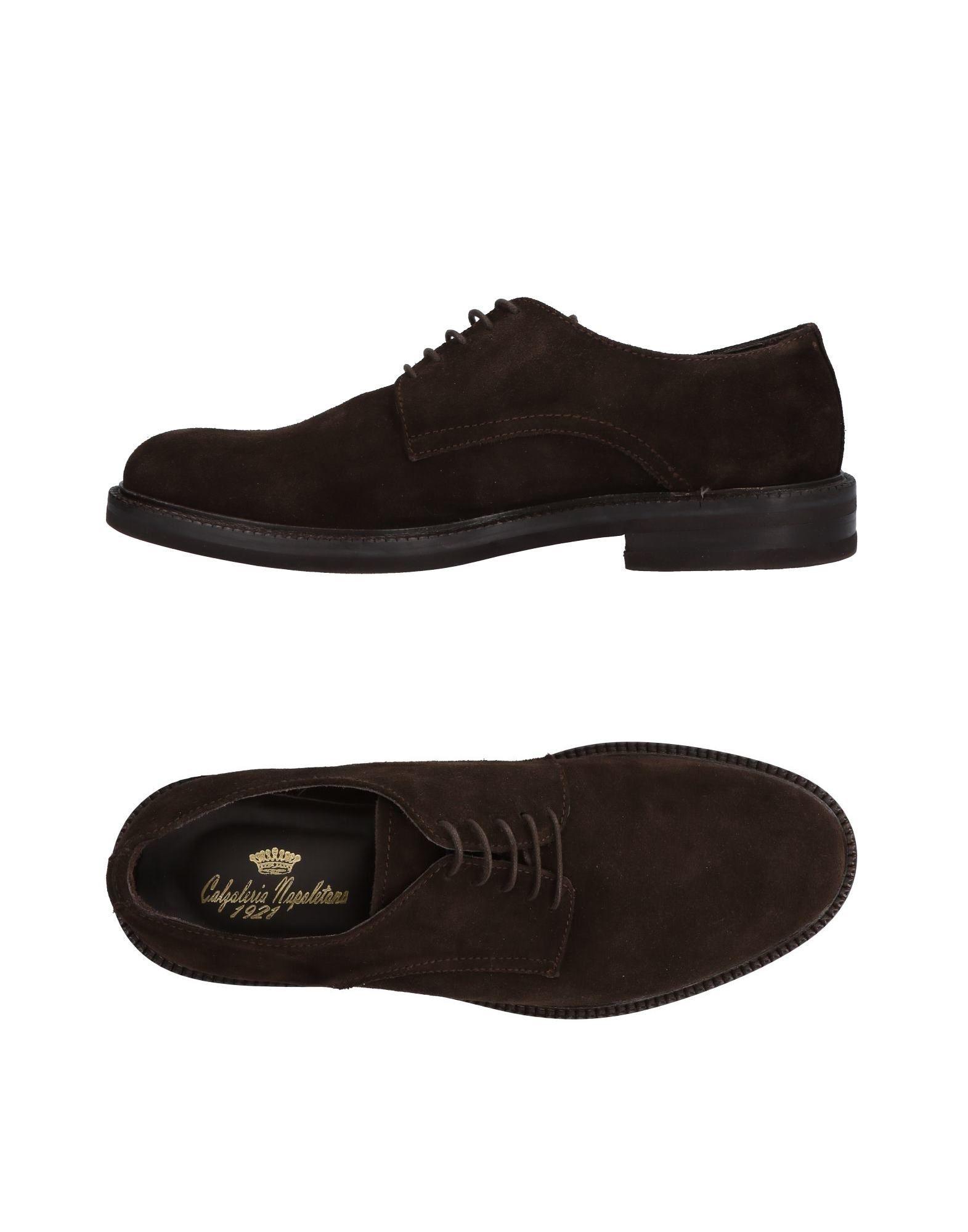 Calzoleria Napoletana  1921 Schnürschuhe Herren  11459001FR Gute Qualität beliebte Schuhe