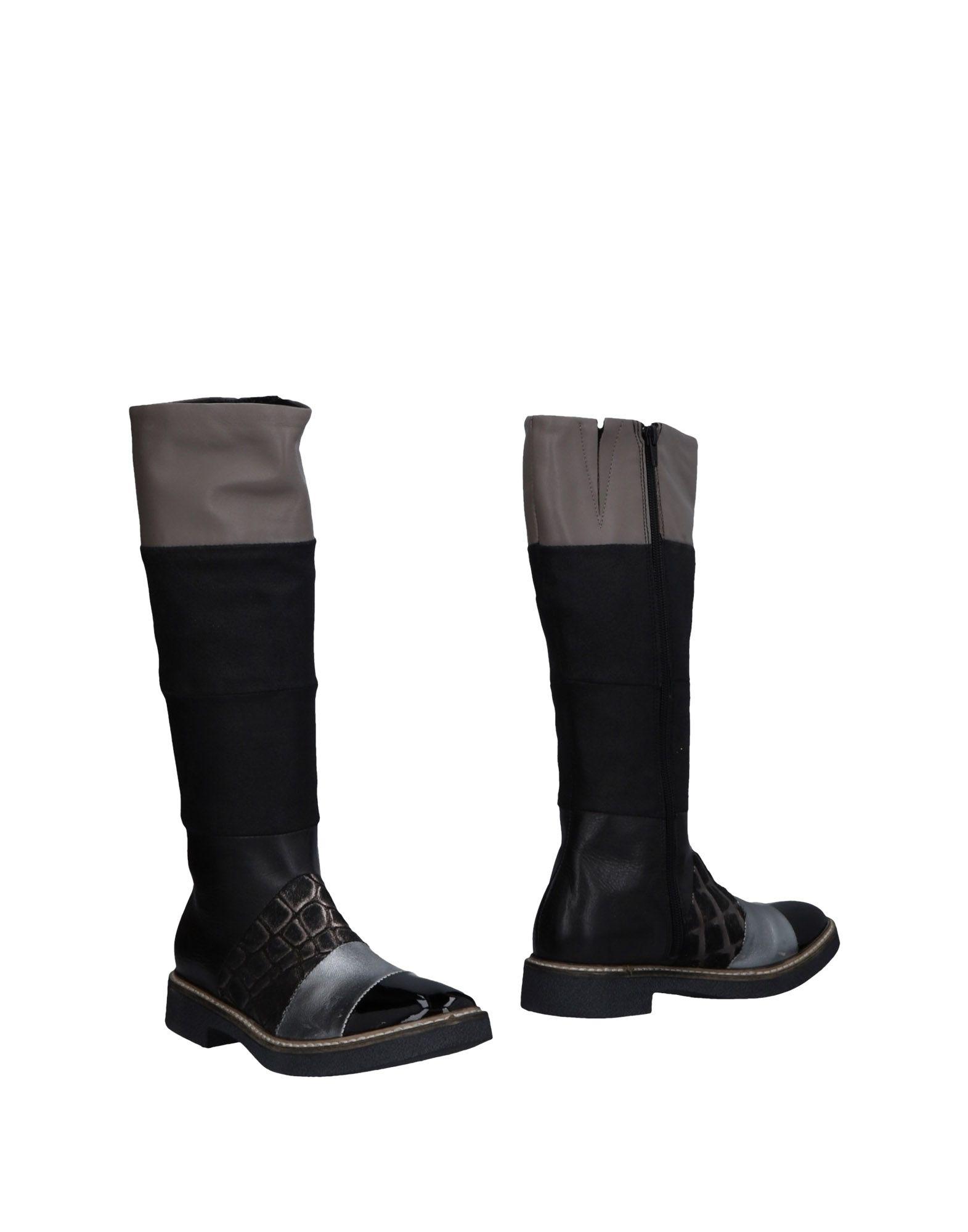 Stilvolle billige Schuhe Ebarrito Stiefel Damen  11459033AB