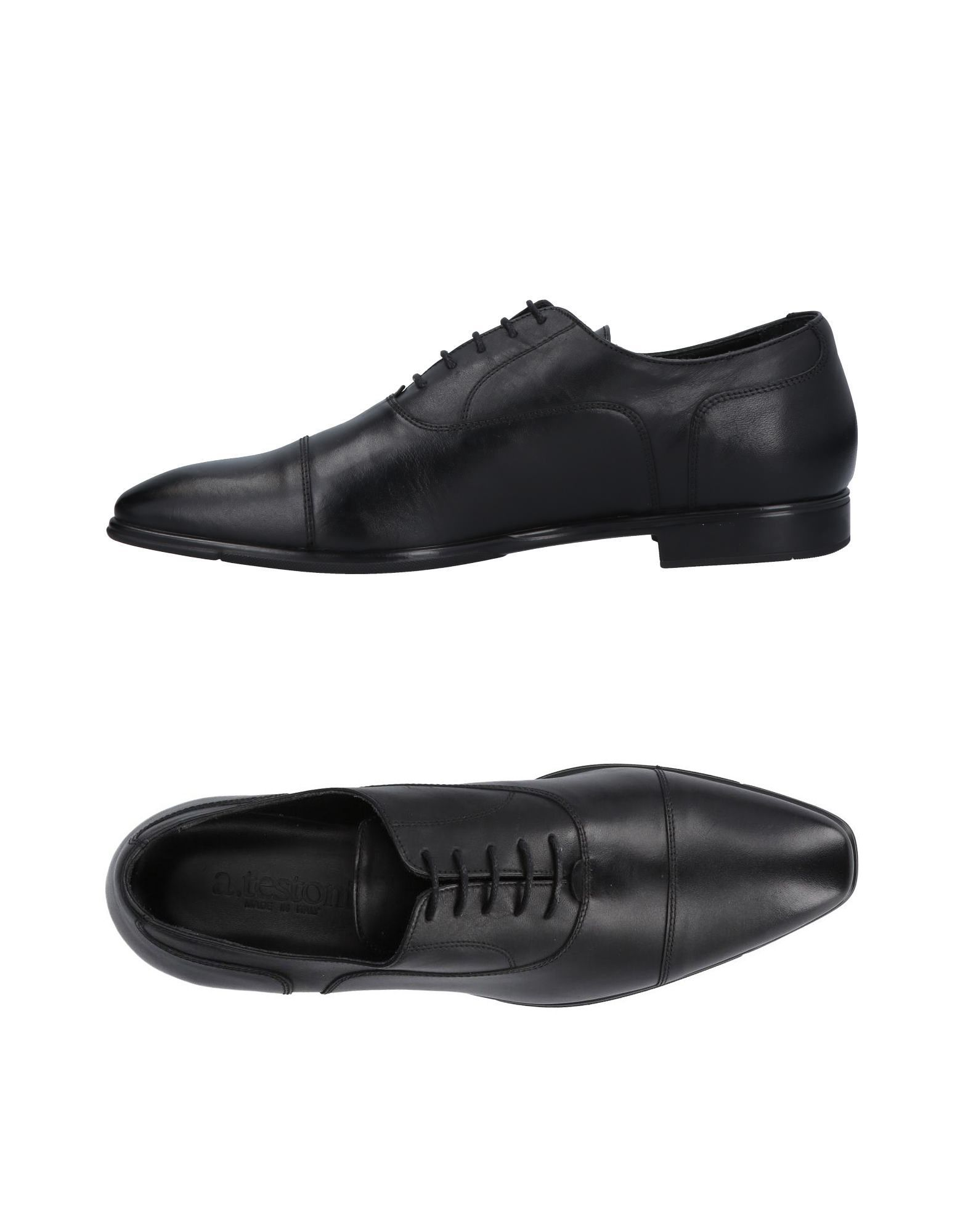 A.Testoni Schnürschuhe Herren  11459057SG Gute Qualität beliebte Schuhe