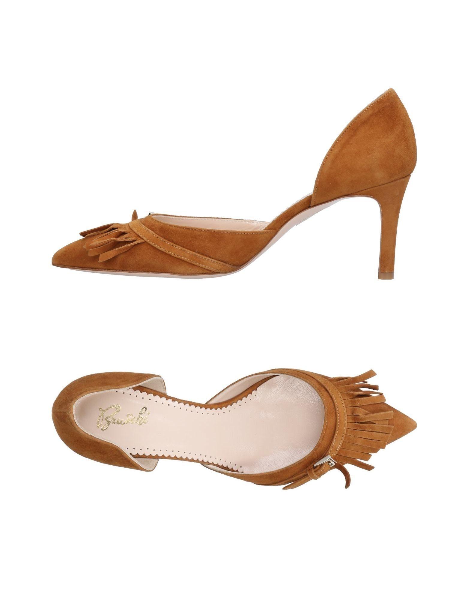 Bruschi Pumps Damen  Qualität 11459087SX Gute Qualität  beliebte Schuhe b6da45