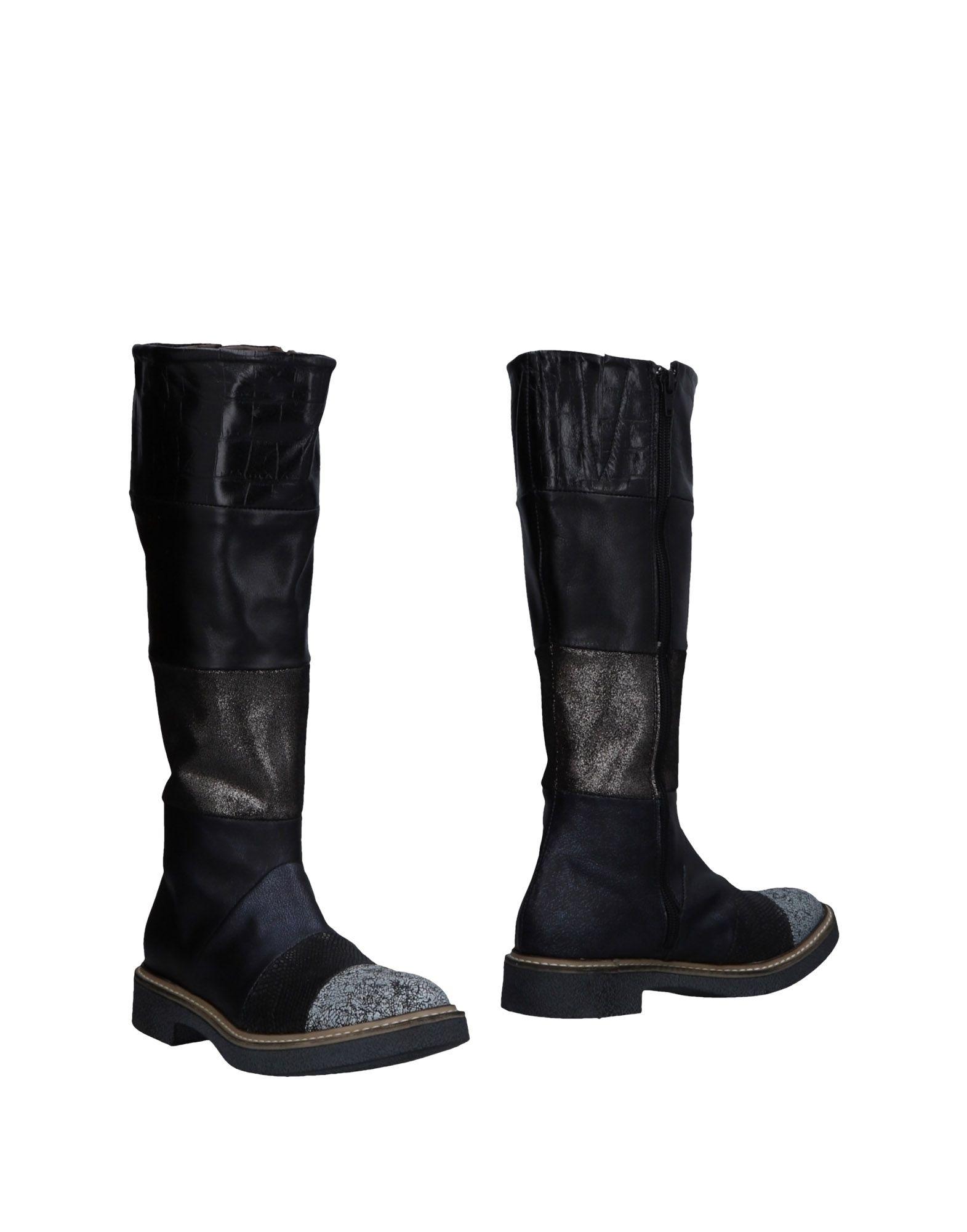 Stilvolle Damen billige Schuhe Ebarrito Stiefel Damen Stilvolle  11459118NW 89ab54