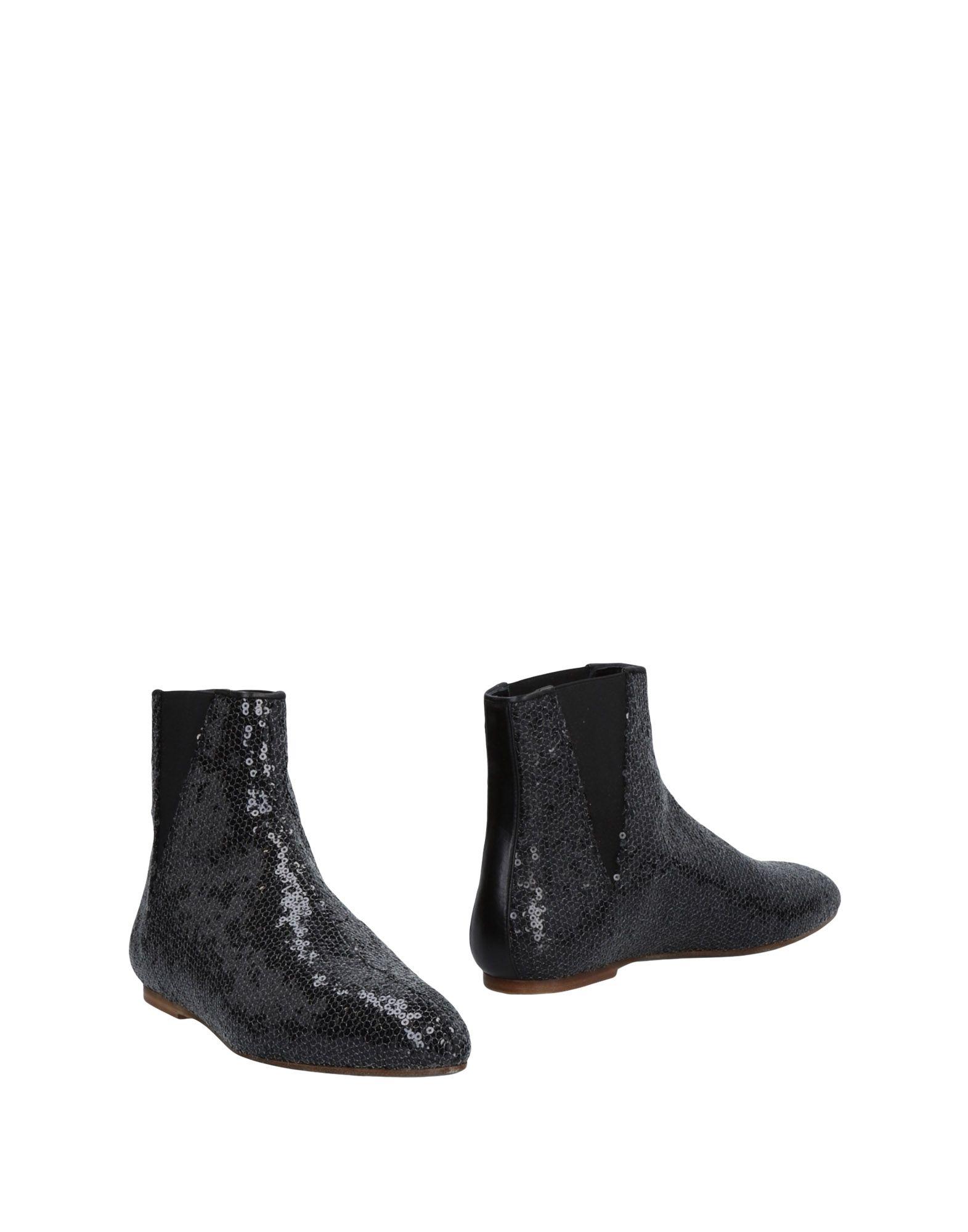 Rabatt Schuhe Loewe Stiefelette Damen  11459129IM
