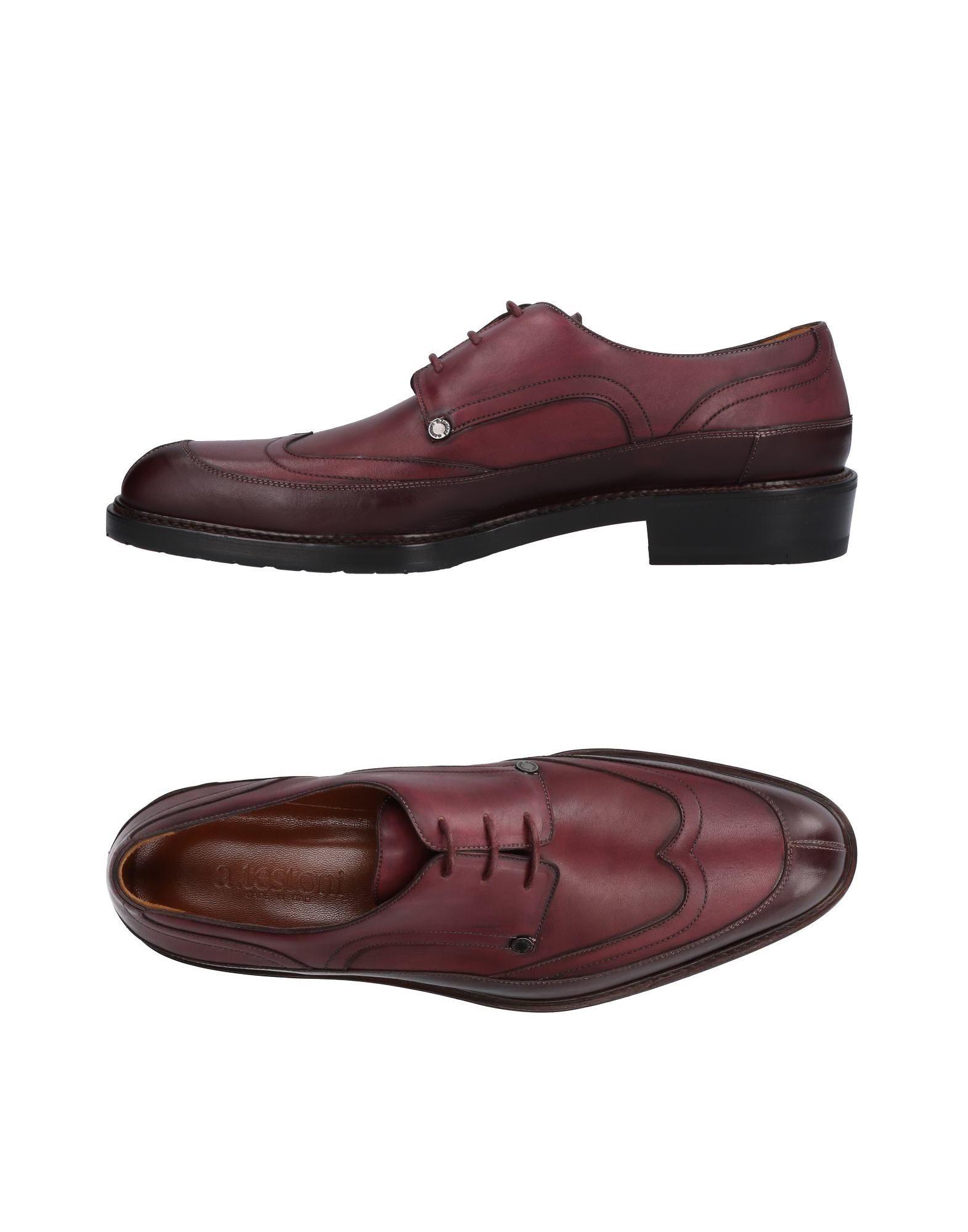 A.Testoni Schnürschuhe Herren  11459135KA Gute Qualität beliebte Schuhe