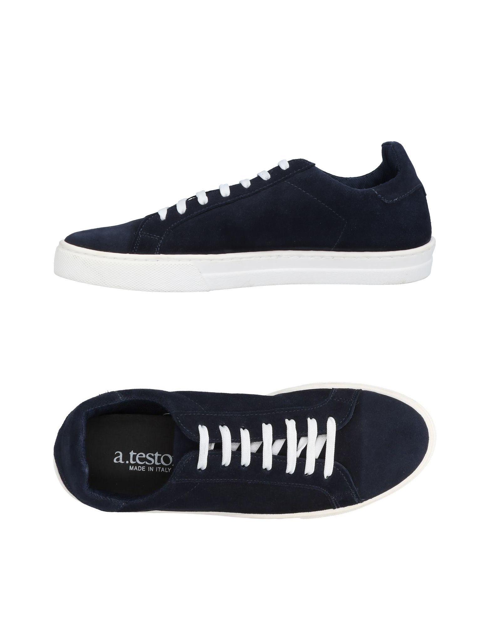 Rabatt Schuhe echte Schuhe Rabatt A.Testoni Sneakers Herren  11459172HT 986df0