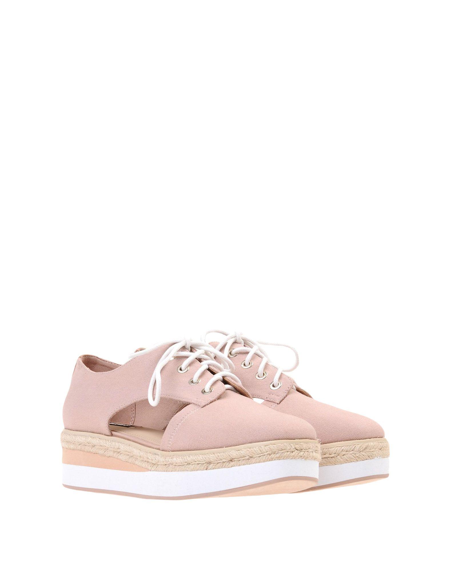 Gut um billige Damen Schuhe zu tragenDkny Schnürschuhe Damen billige  11459198UN 83abb0