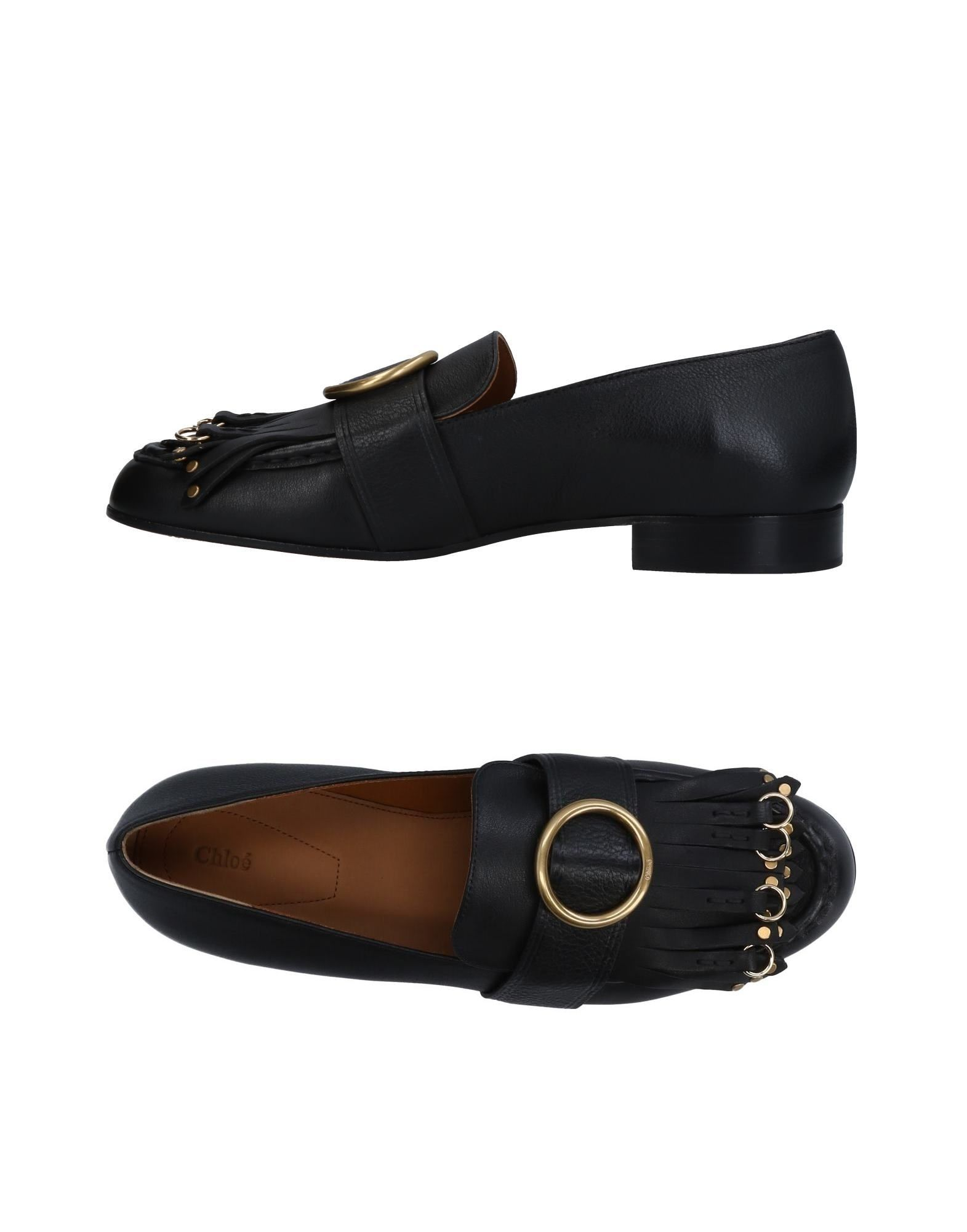 Chloé Loafers United - Women Chloé Loafers online on  United Loafers Kingdom - 11459214MG 644807