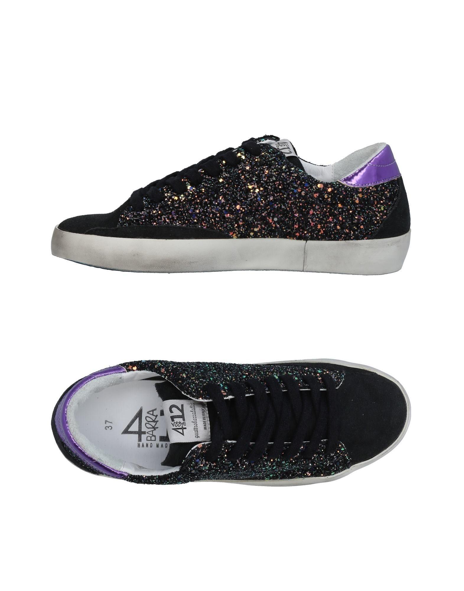 Quattrobarradodici Sneakers Damen  11459237IX Gute Qualität beliebte Schuhe