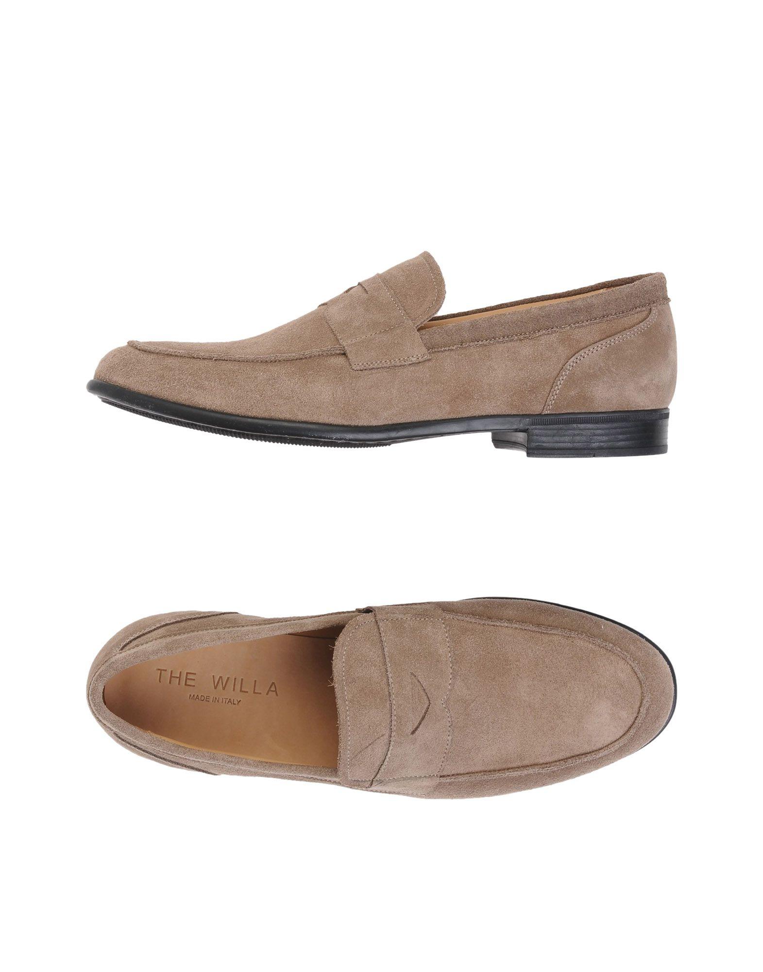 Rabatt echte Schuhe The Willa Mokassins Herren  11459265UL