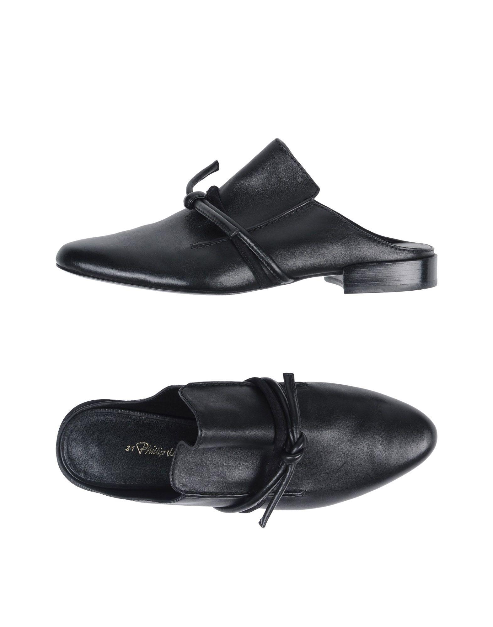 3.1 Phillip Lim Pantoletten Damen  11459268AG Neue Schuhe