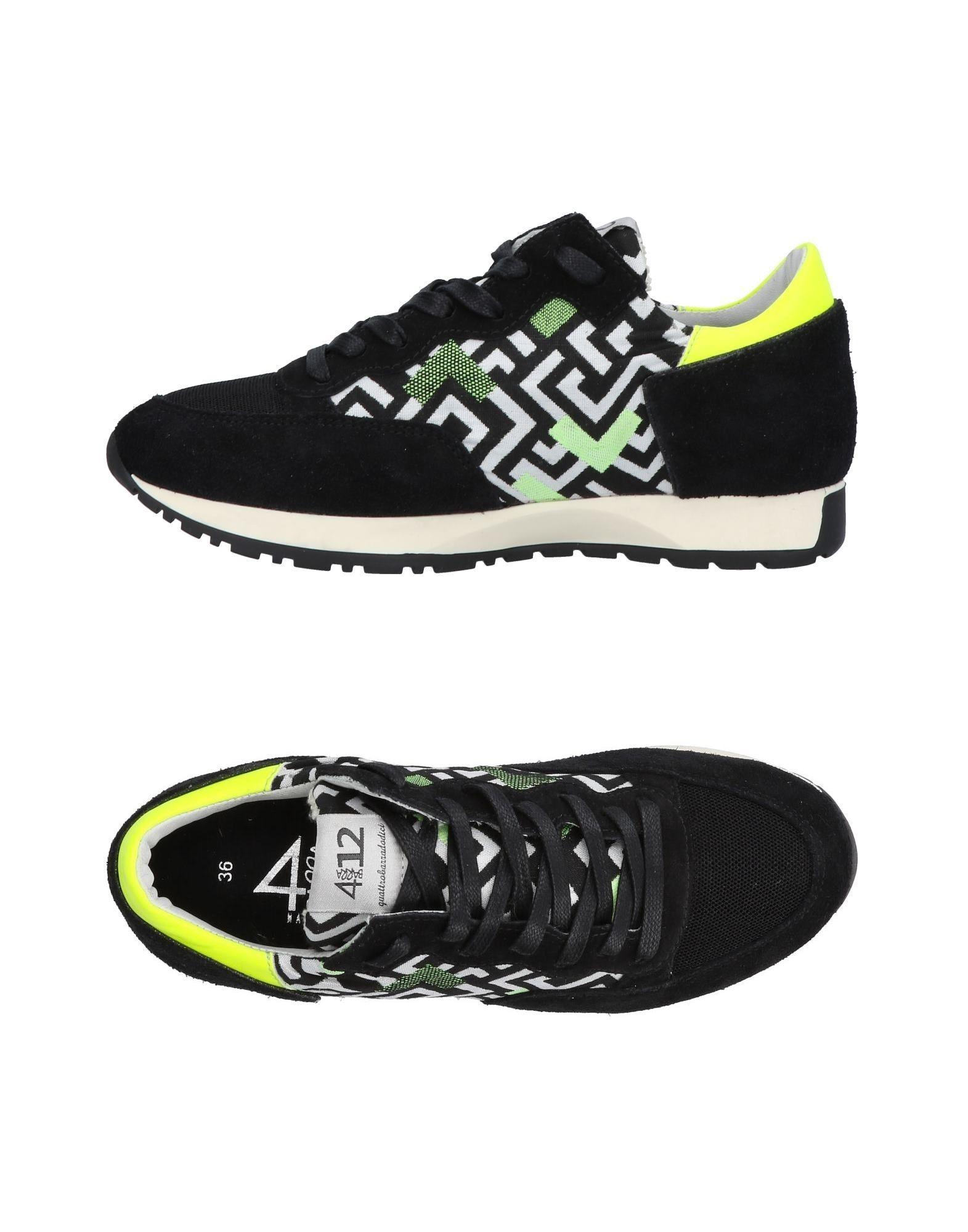 Sneakers Quattrobarradodici Donna - 11459325BG elegante